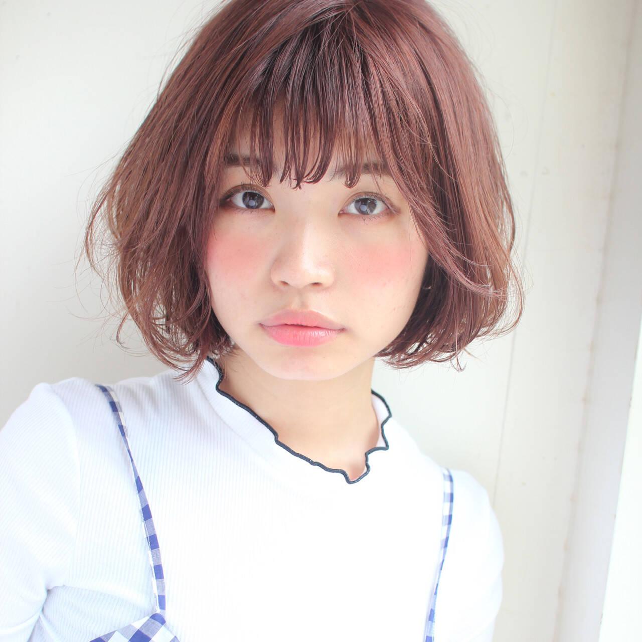 デート 色気 斜め前髪 女子会ヘアスタイルや髪型の写真・画像