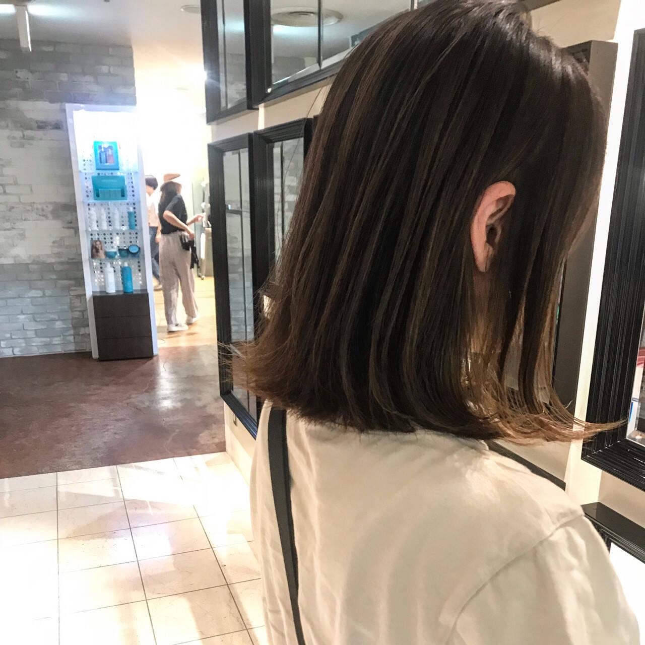 大人かわいい 涼しげ デート オフィスヘアスタイルや髪型の写真・画像