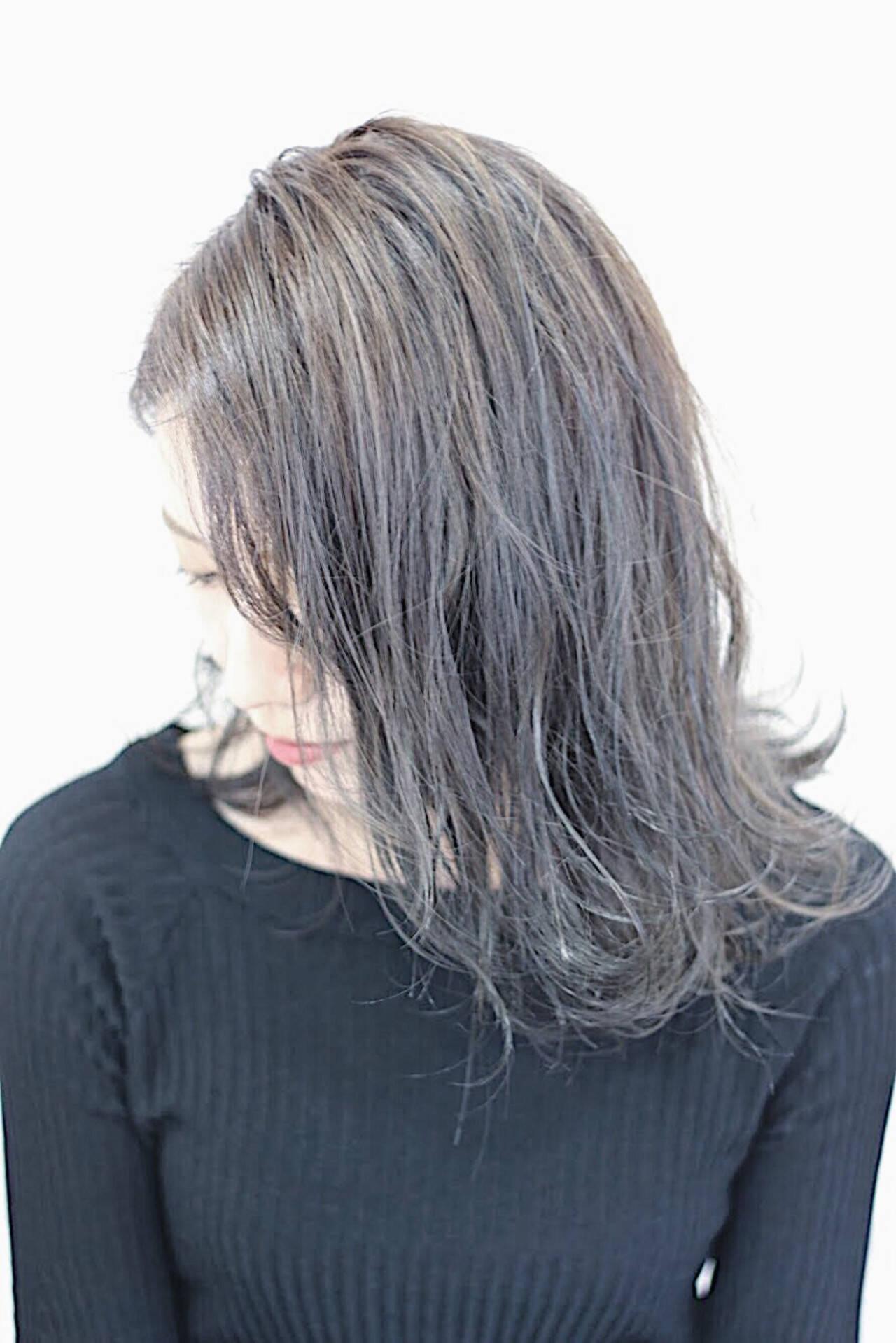ヘアアレンジ 簡単ヘアアレンジ ボブ 冬ヘアスタイルや髪型の写真・画像