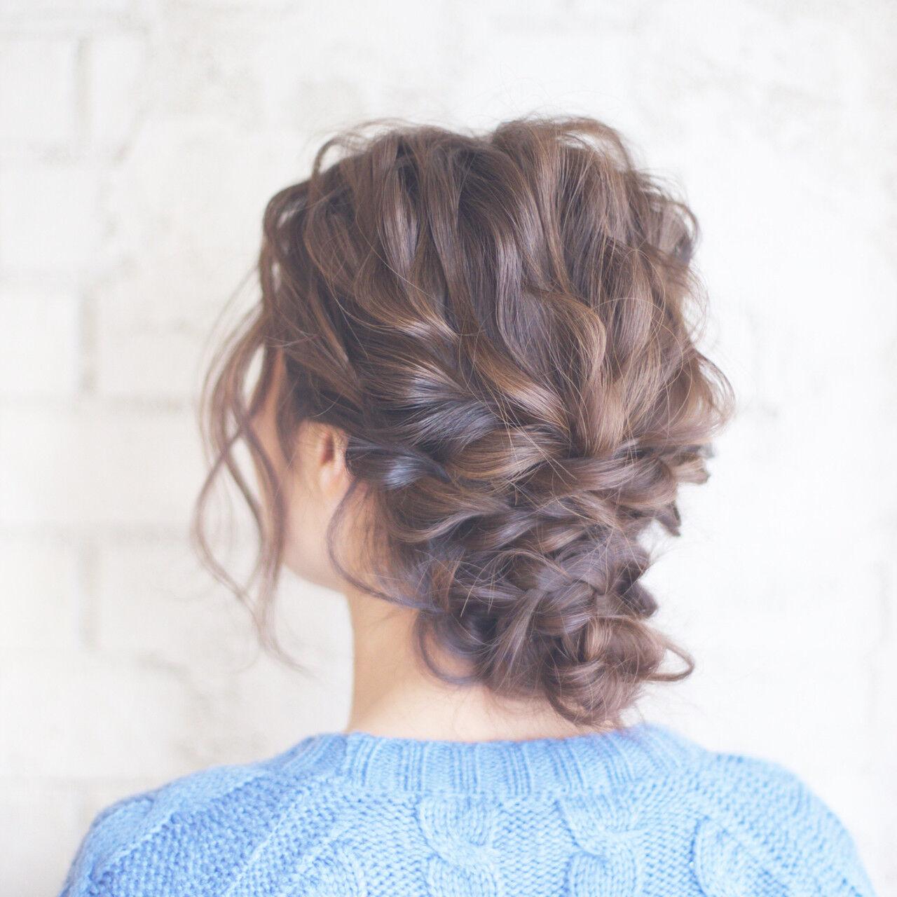 花嫁 大人かわいい ミディアム 結婚式ヘアスタイルや髪型の写真・画像