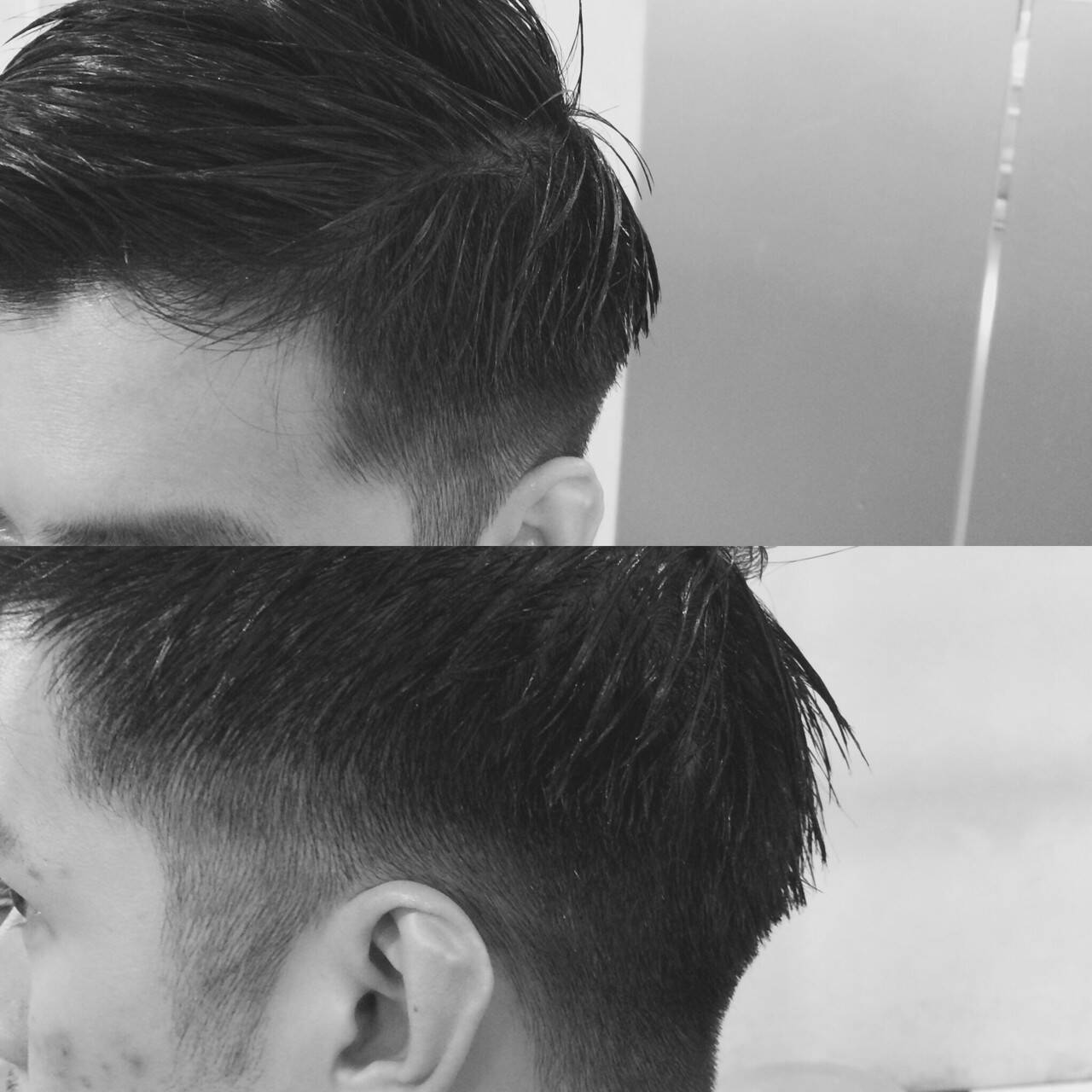 刈り上げ オフィス ボーイッシュ メンズヘアスタイルや髪型の写真・画像