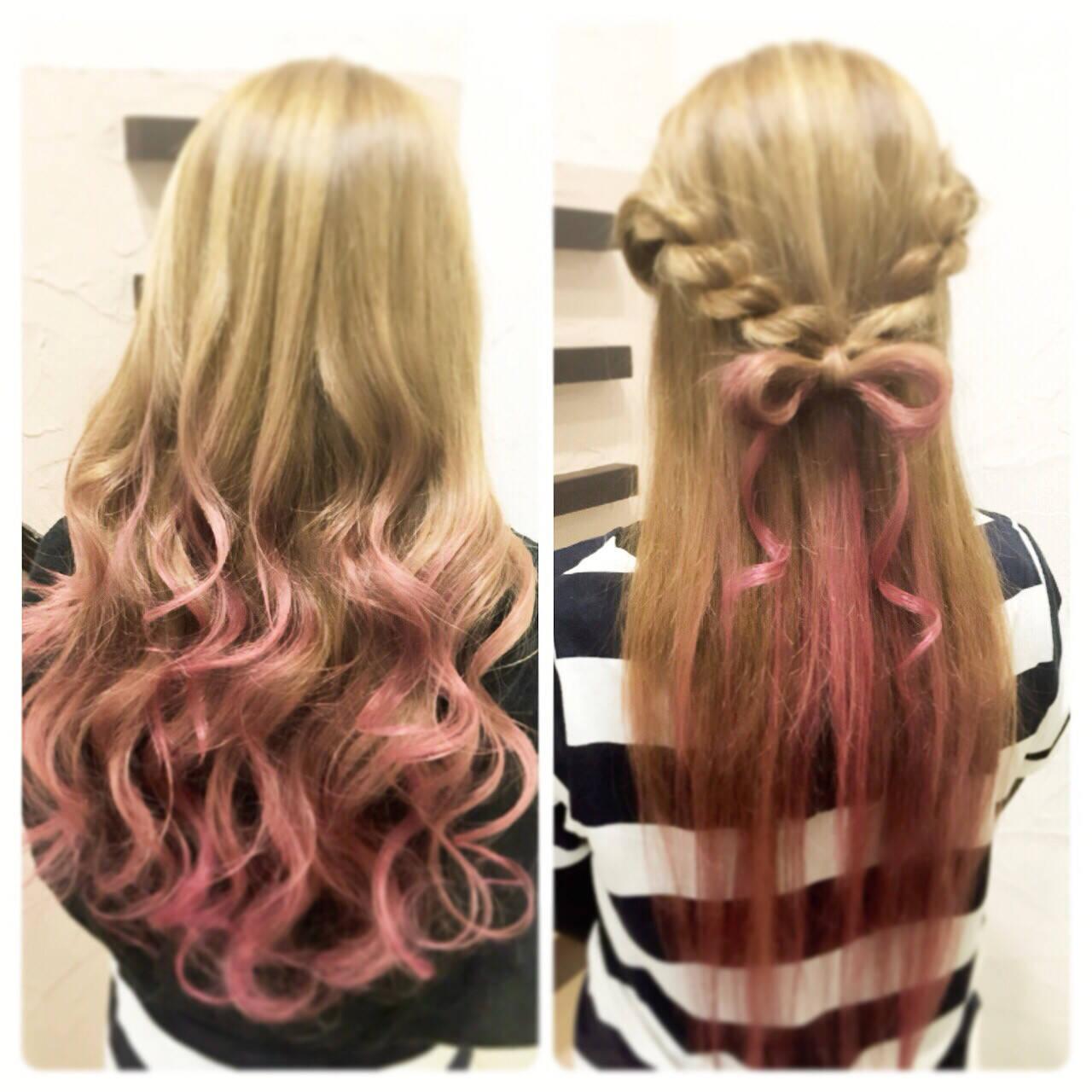 外国人風 ヘアアレンジ ショート 渋谷系ヘアスタイルや髪型の写真・画像
