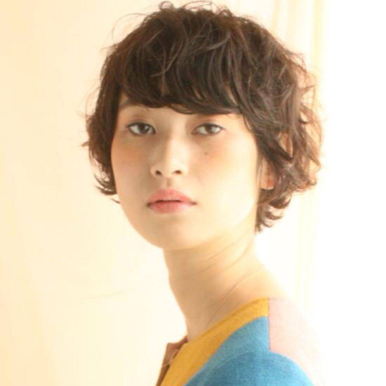 愛され ガーリー モテ髪 ストリートヘアスタイルや髪型の写真・画像