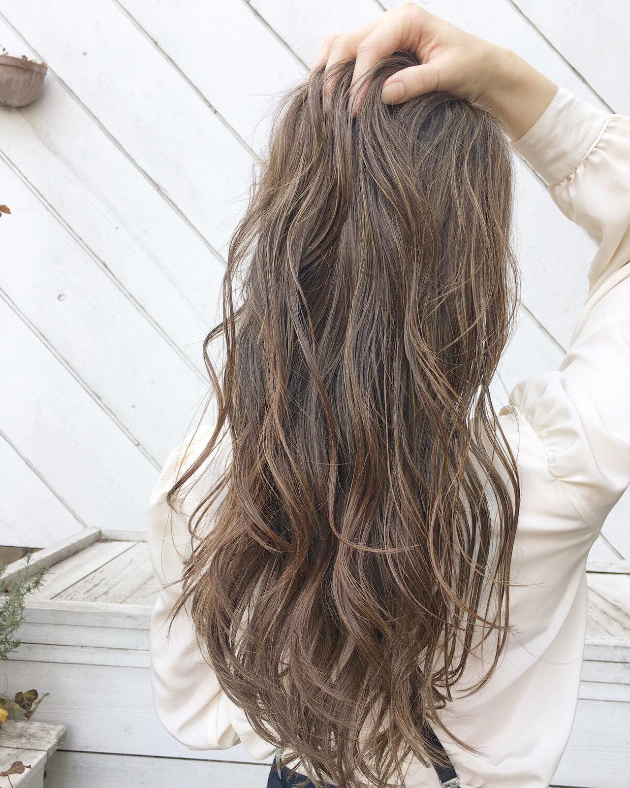 アウトドア ヘアアレンジ デート ナチュラルヘアスタイルや髪型の写真・画像