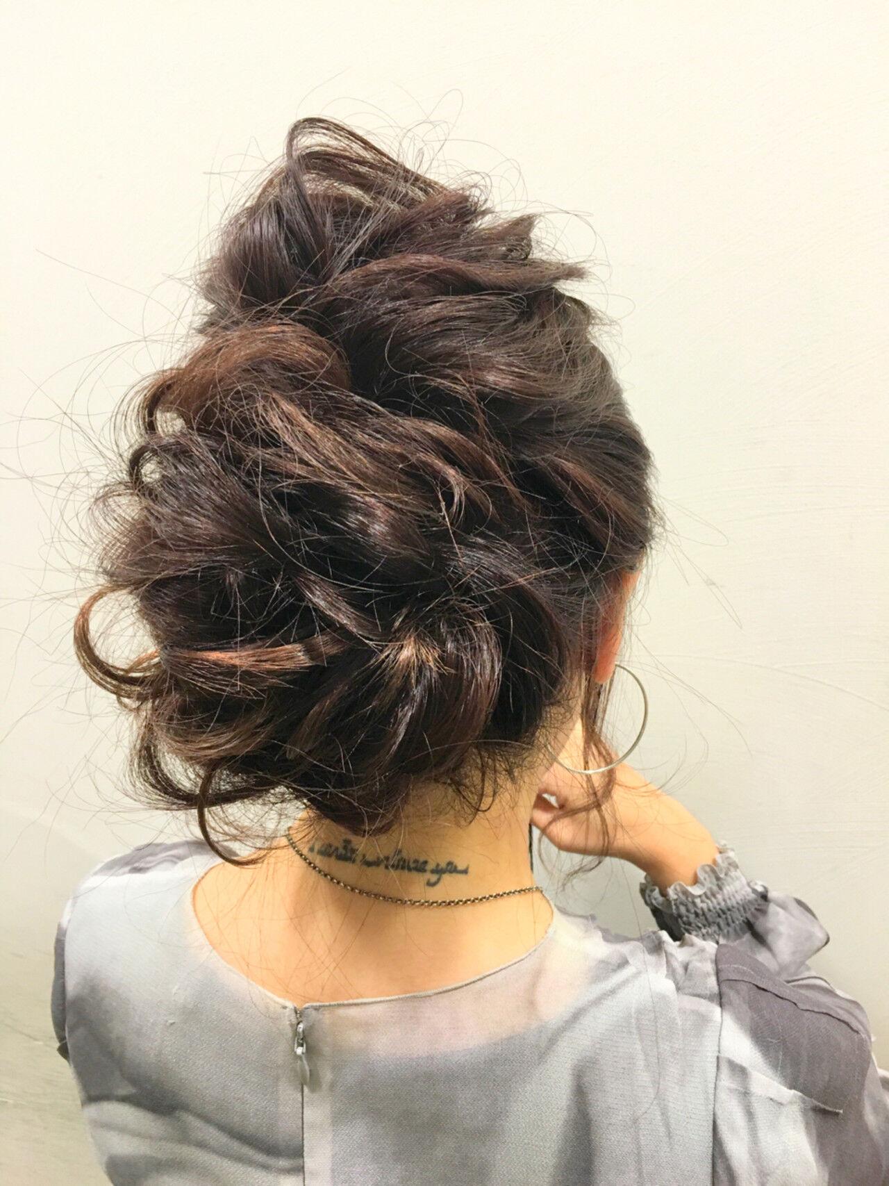 外国人風 大人女子 ロング 小顔ヘアスタイルや髪型の写真・画像