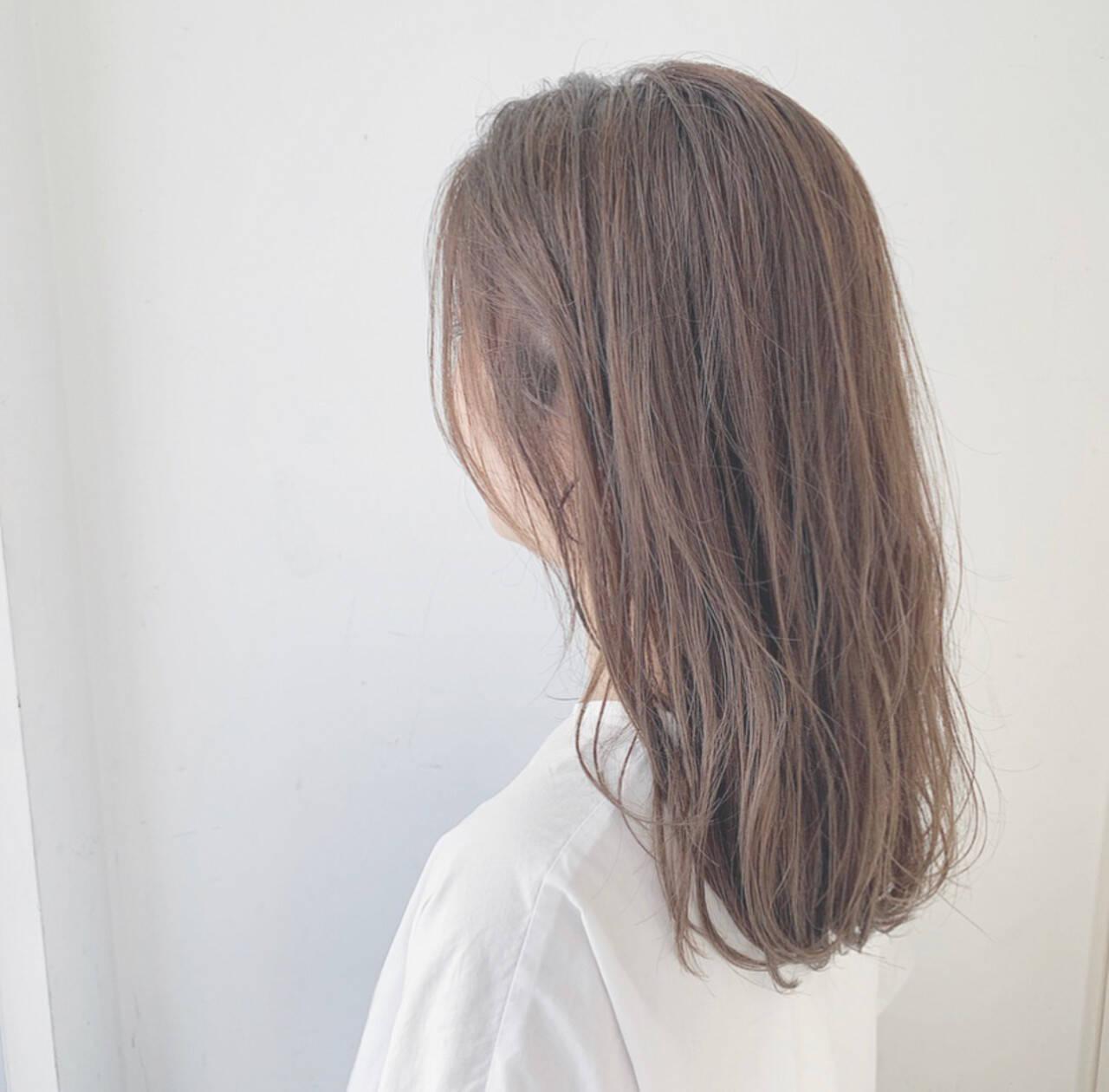 モテ髪 大人可愛い モテ髮シルエット デートヘアヘアスタイルや髪型の写真・画像