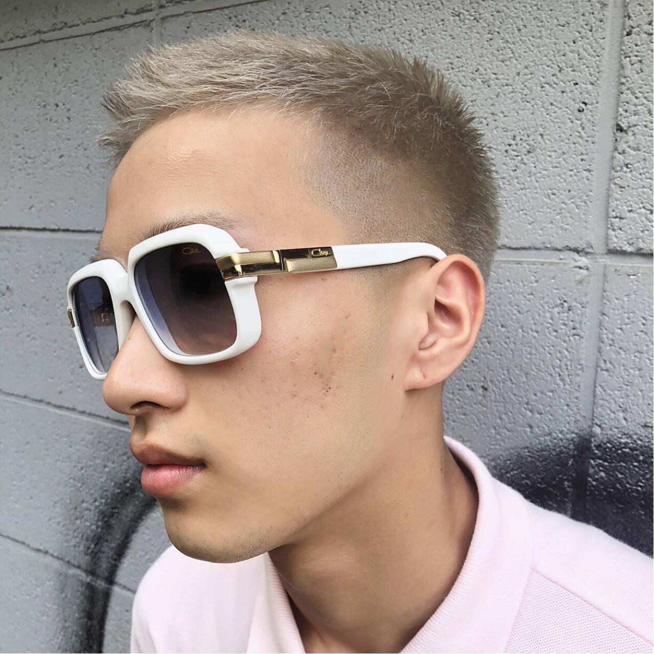 ストリート アッシュ ボーイッシュ スポーツヘアスタイルや髪型の写真・画像
