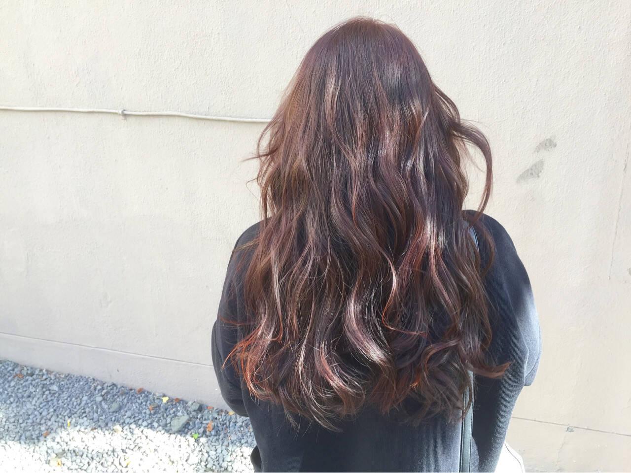コンサバ 大人女子 ロング こなれ感ヘアスタイルや髪型の写真・画像