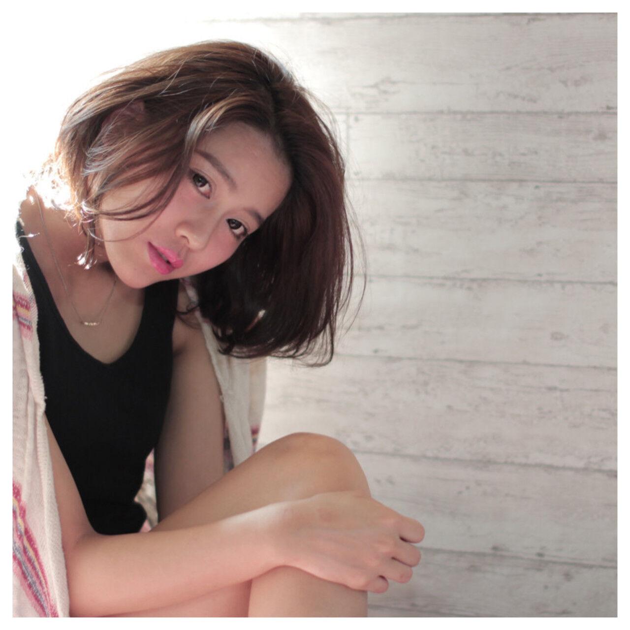ショート 大人女子 マッシュ 外国人風ヘアスタイルや髪型の写真・画像