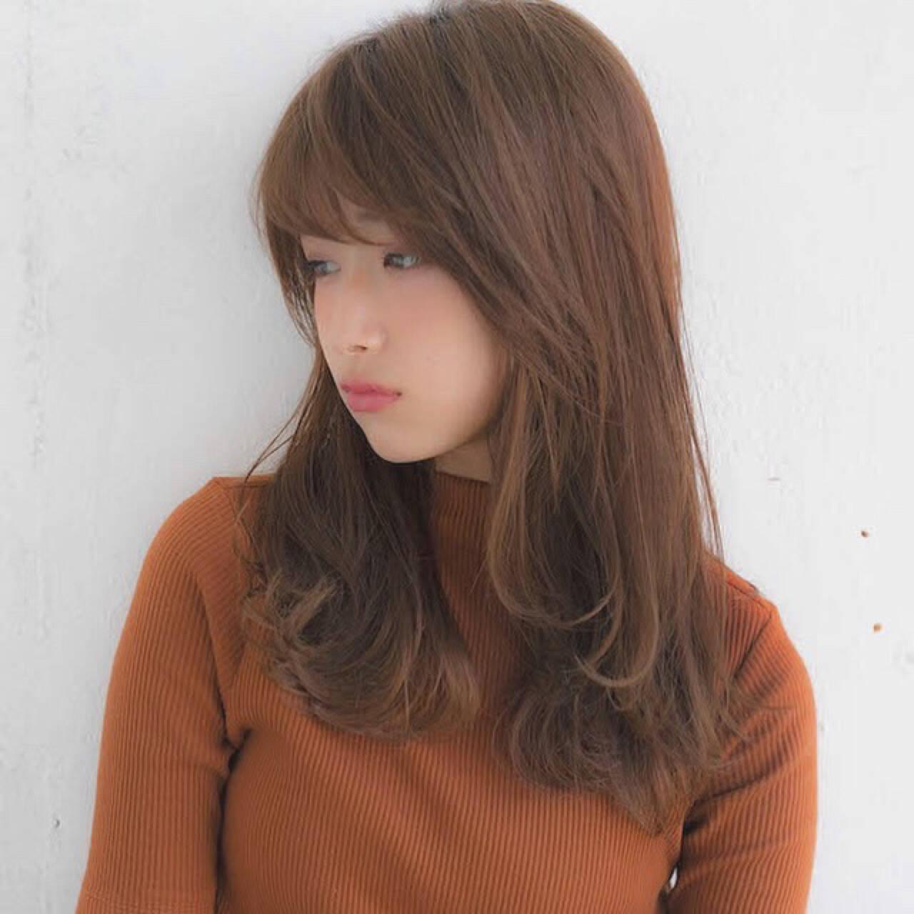 コンサバ フェミニン エフォートレス ゆるふわヘアスタイルや髪型の写真・画像
