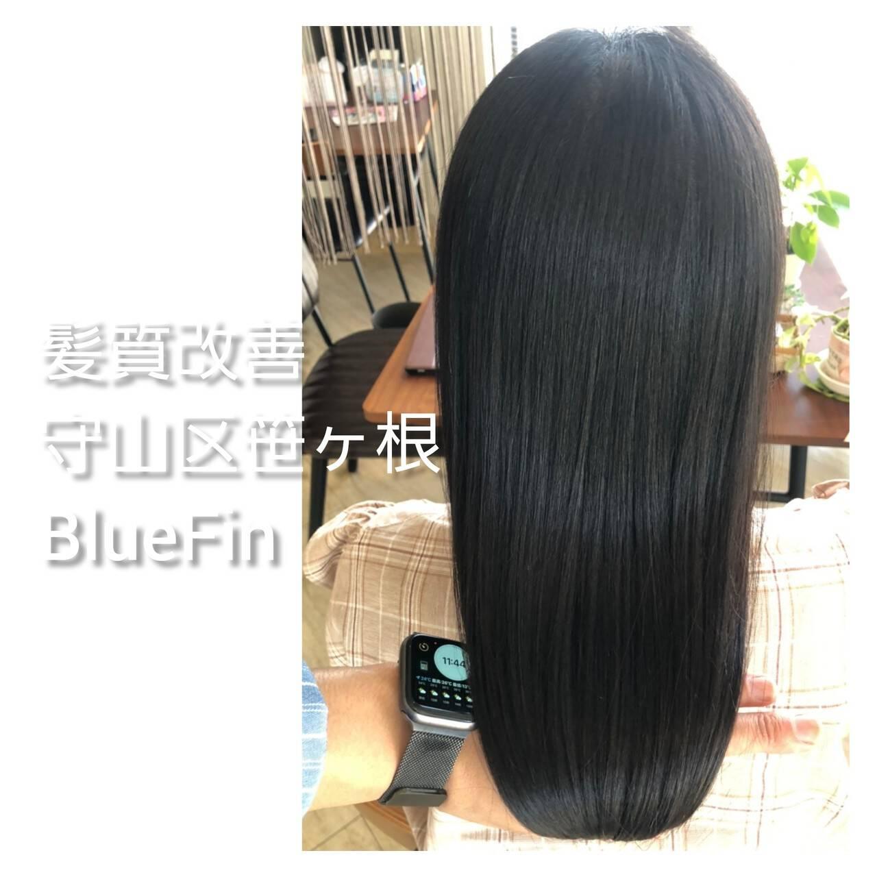 美髪 髪の病院 髪質改善 ロングヘアスタイルや髪型の写真・画像