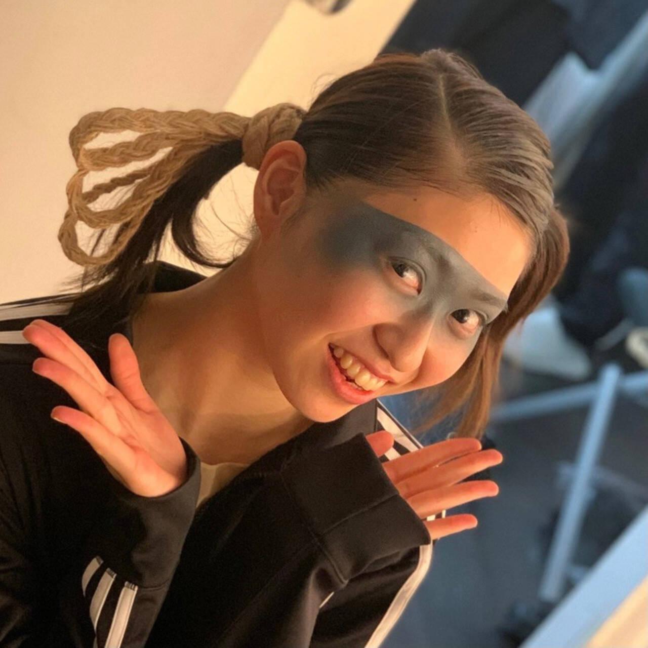 ミディアム ガーリー ヴィーナスコレクション ヘアメイクヘアスタイルや髪型の写真・画像