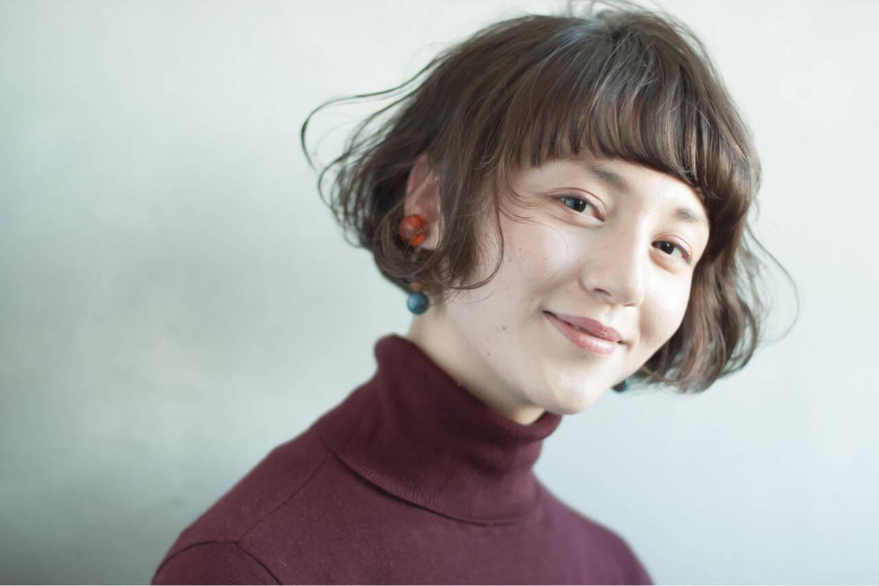 色気 ニュアンス モテ髪 ナチュラルヘアスタイルや髪型の写真・画像