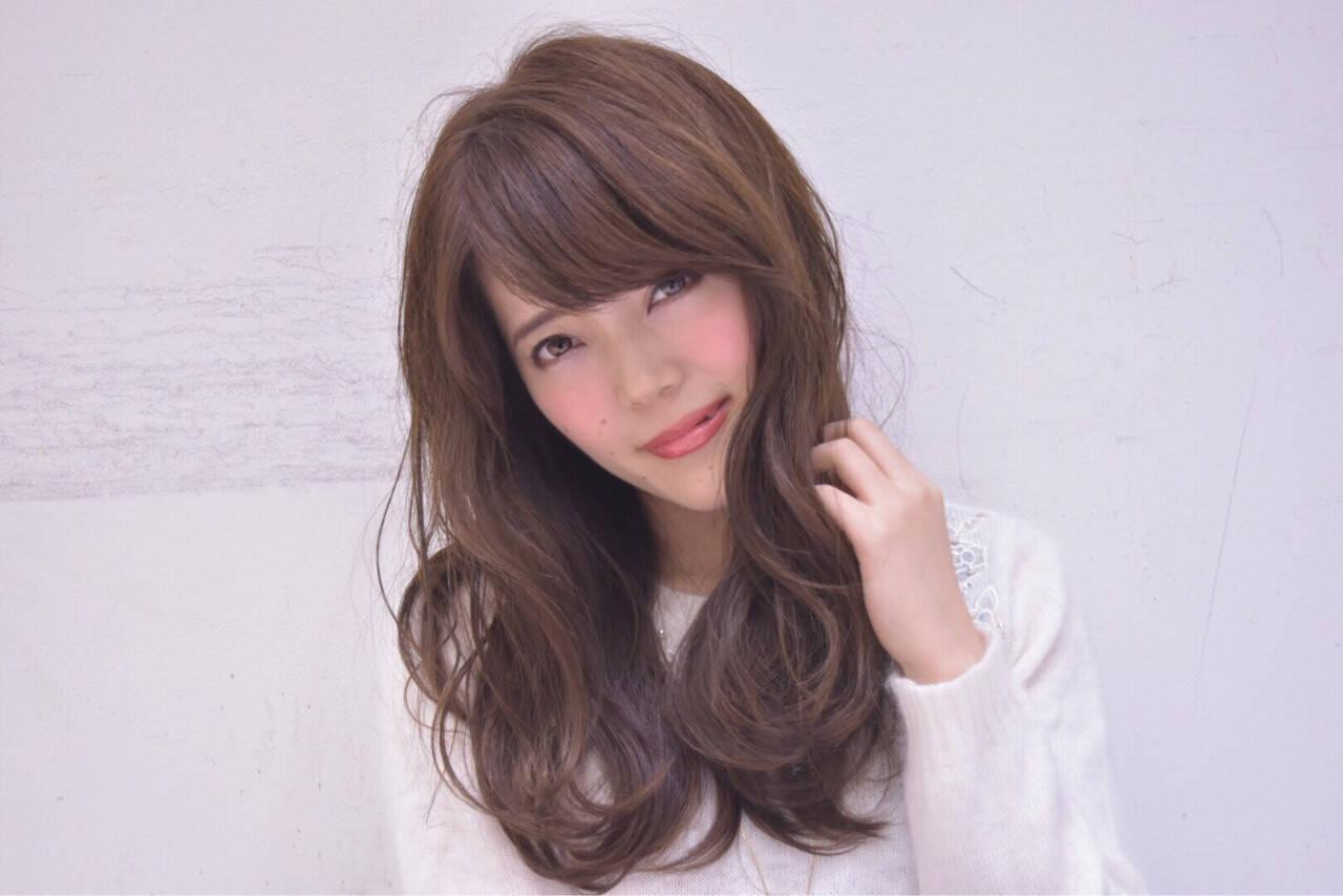 コンサバ モテ髪 ピュア こなれ感ヘアスタイルや髪型の写真・画像
