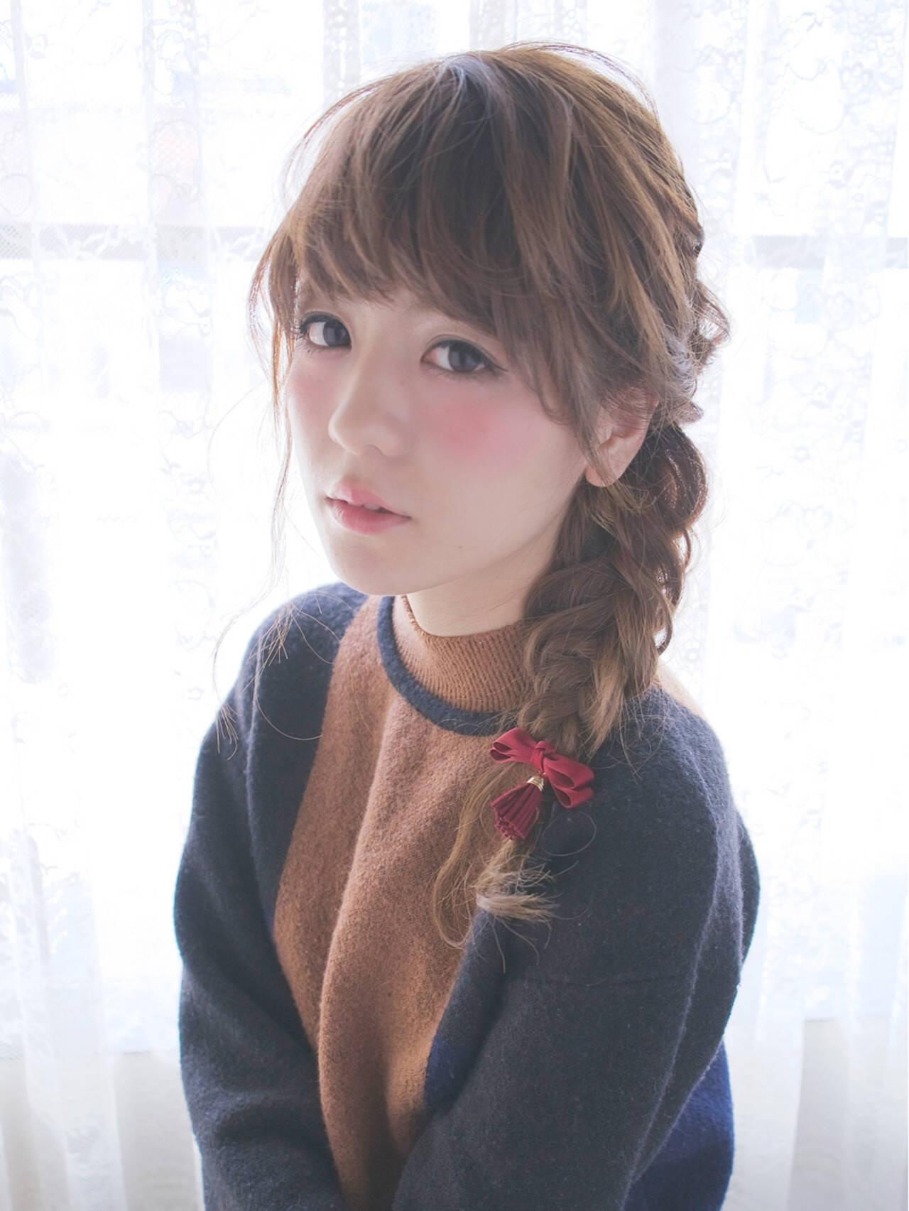 ゆるふわ ショート 大人かわいい ヘアアレンジヘアスタイルや髪型の写真・画像