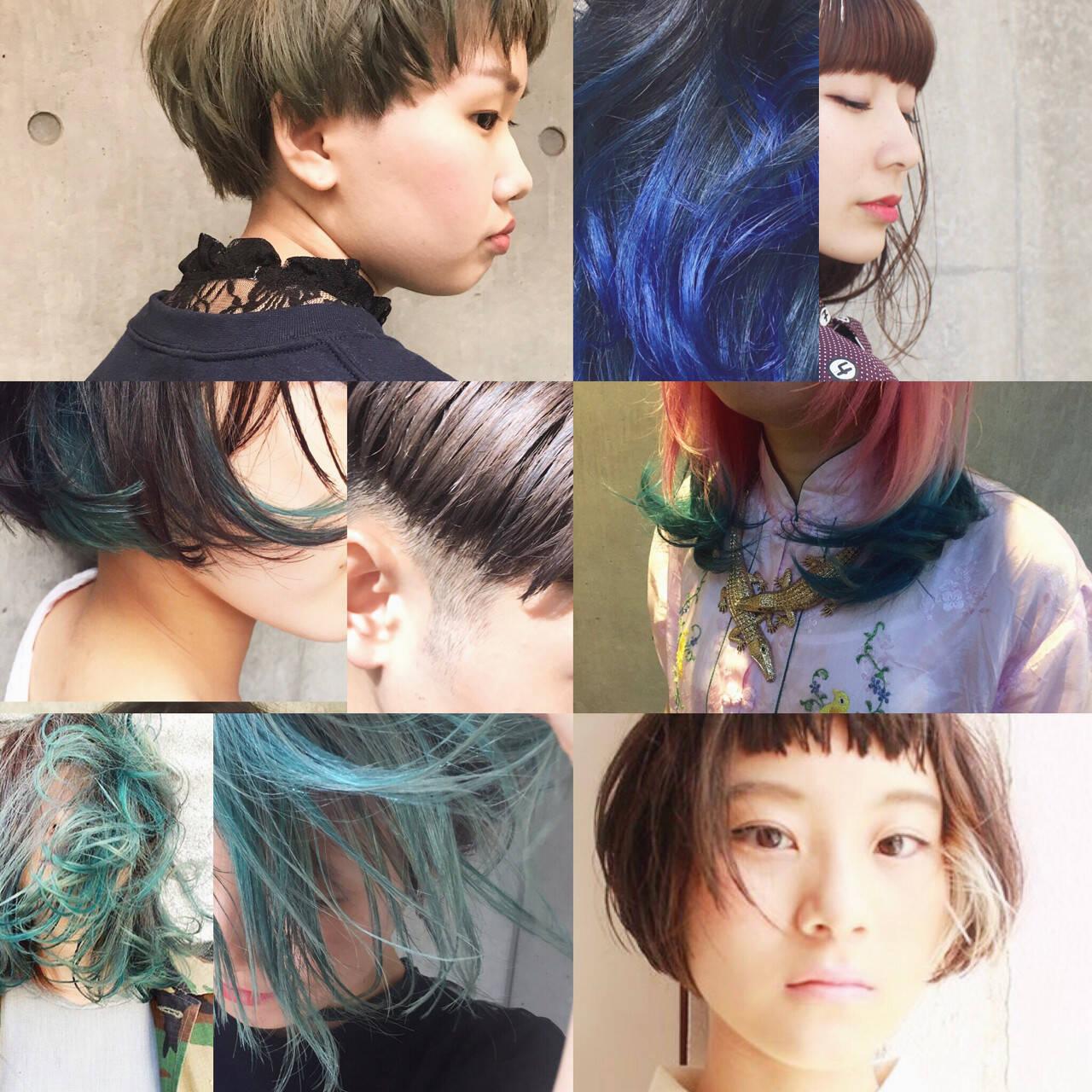 色気 大人女子 モード ミルクティーヘアスタイルや髪型の写真・画像