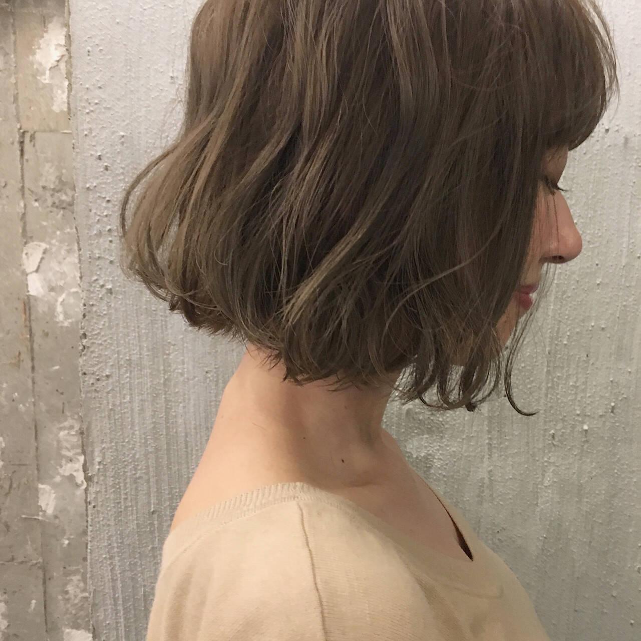女子会 涼しげ 色気 リラックスヘアスタイルや髪型の写真・画像