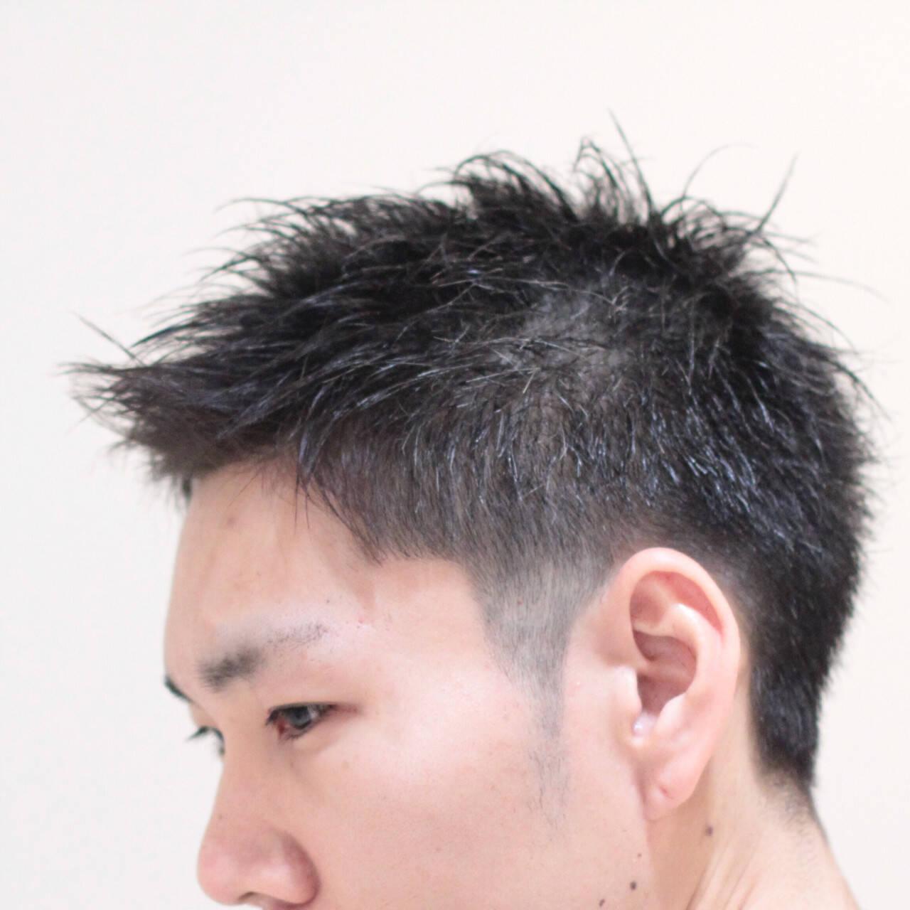 ボブ ナチュラル 刈り上げ ボーイッシュヘアスタイルや髪型の写真・画像