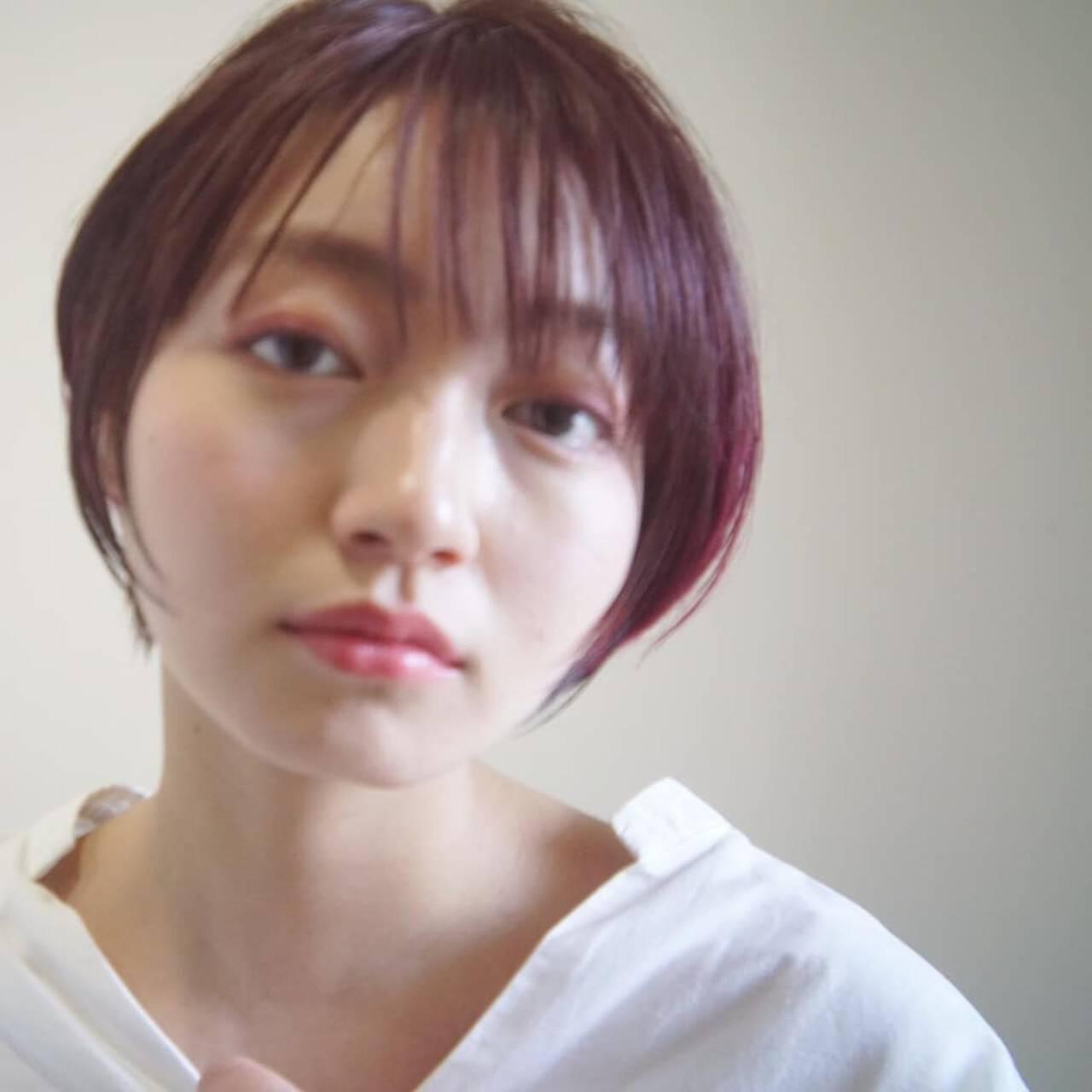 大人ヘアスタイル PEEK-A-BOO ボブ 阿藤俊也ヘアスタイルや髪型の写真・画像