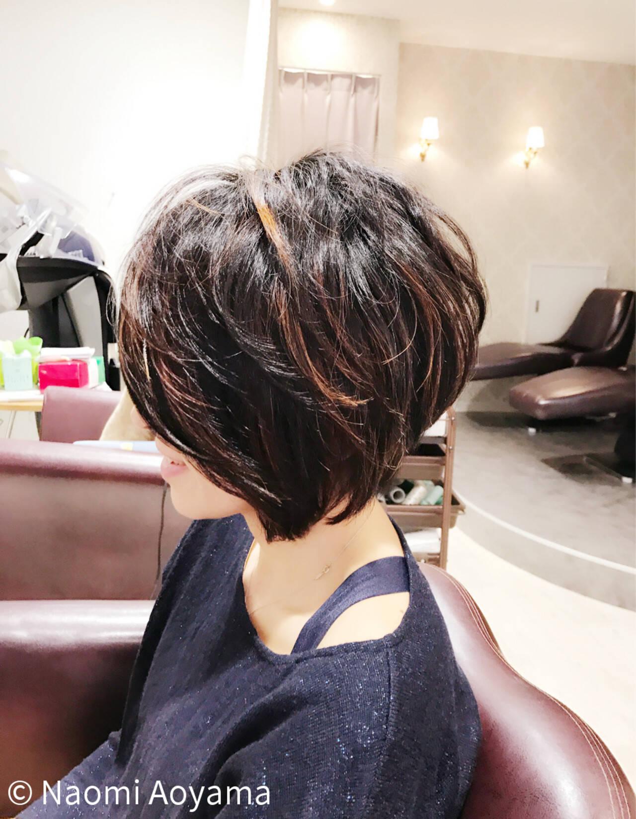 モード ナチュラル こなれ感 小顔ヘアスタイルや髪型の写真・画像