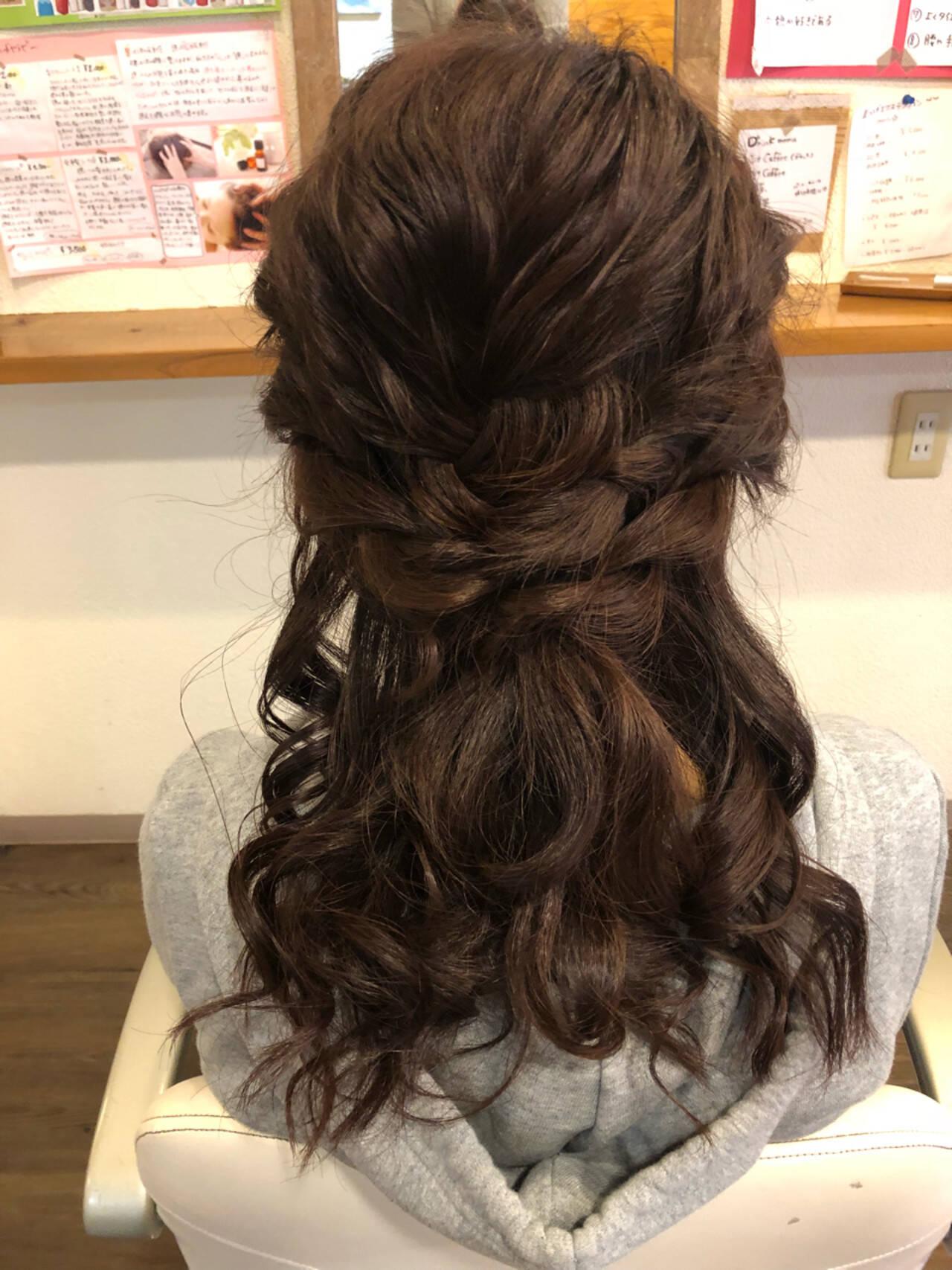 上品 エレガント 結婚式 ブライダルヘアスタイルや髪型の写真・画像