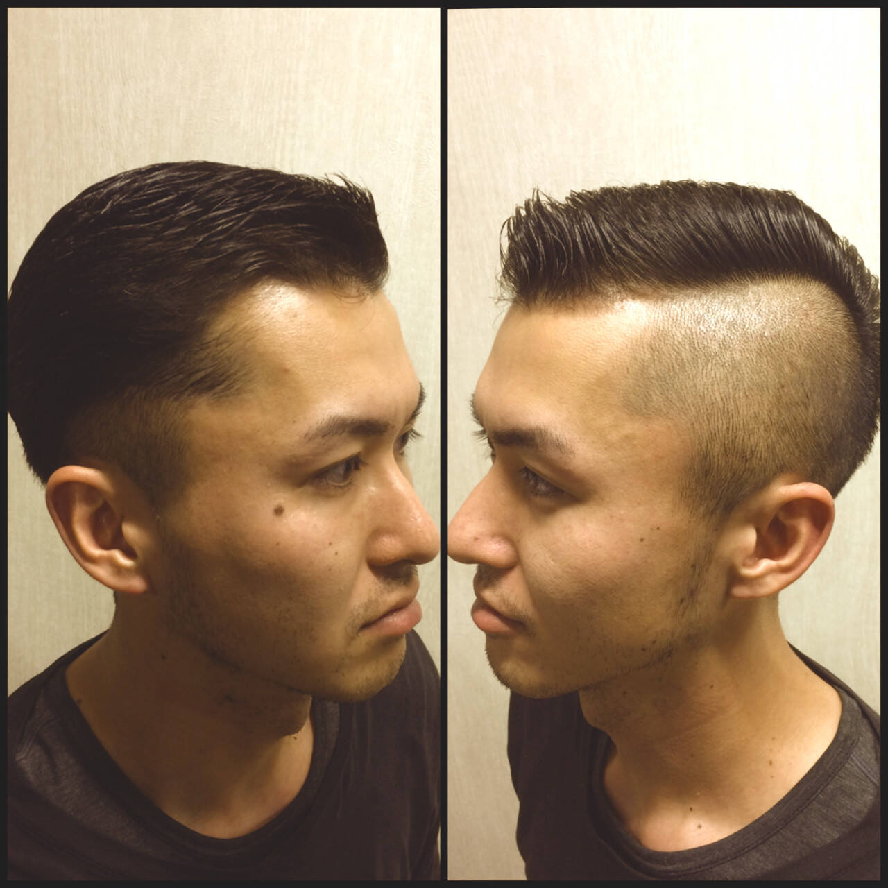ボーイッシュ 坊主 ストリート ショートヘアスタイルや髪型の写真・画像