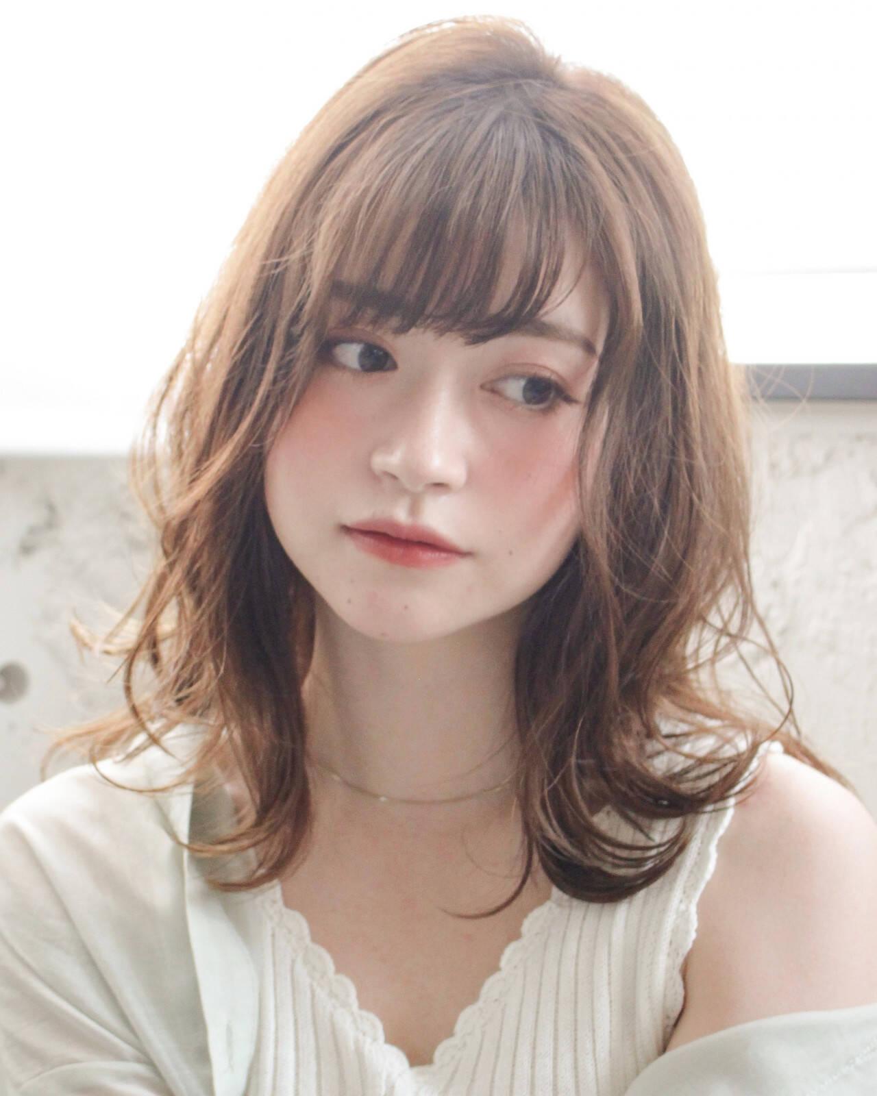 ボブヘアー 簡単ヘアアレンジ 透明感カラー デートヘアスタイルや髪型の写真・画像