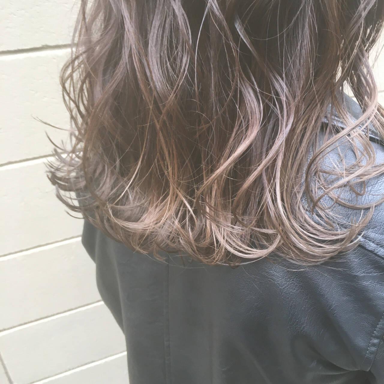 ストリート 圧倒的透明感 透明感 ロングヘアスタイルや髪型の写真・画像