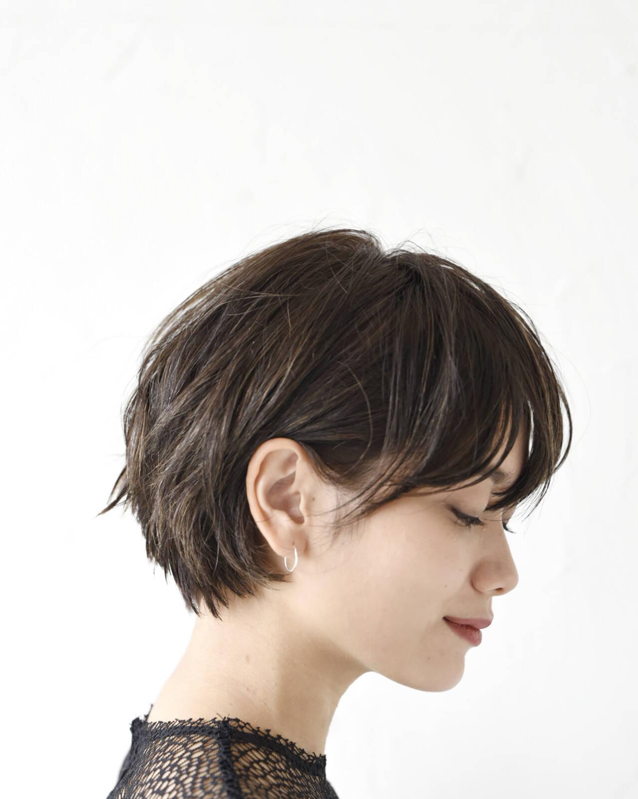 スポーツ 簡単ヘアアレンジ オフィス アンニュイほつれヘアヘアスタイルや髪型の写真・画像