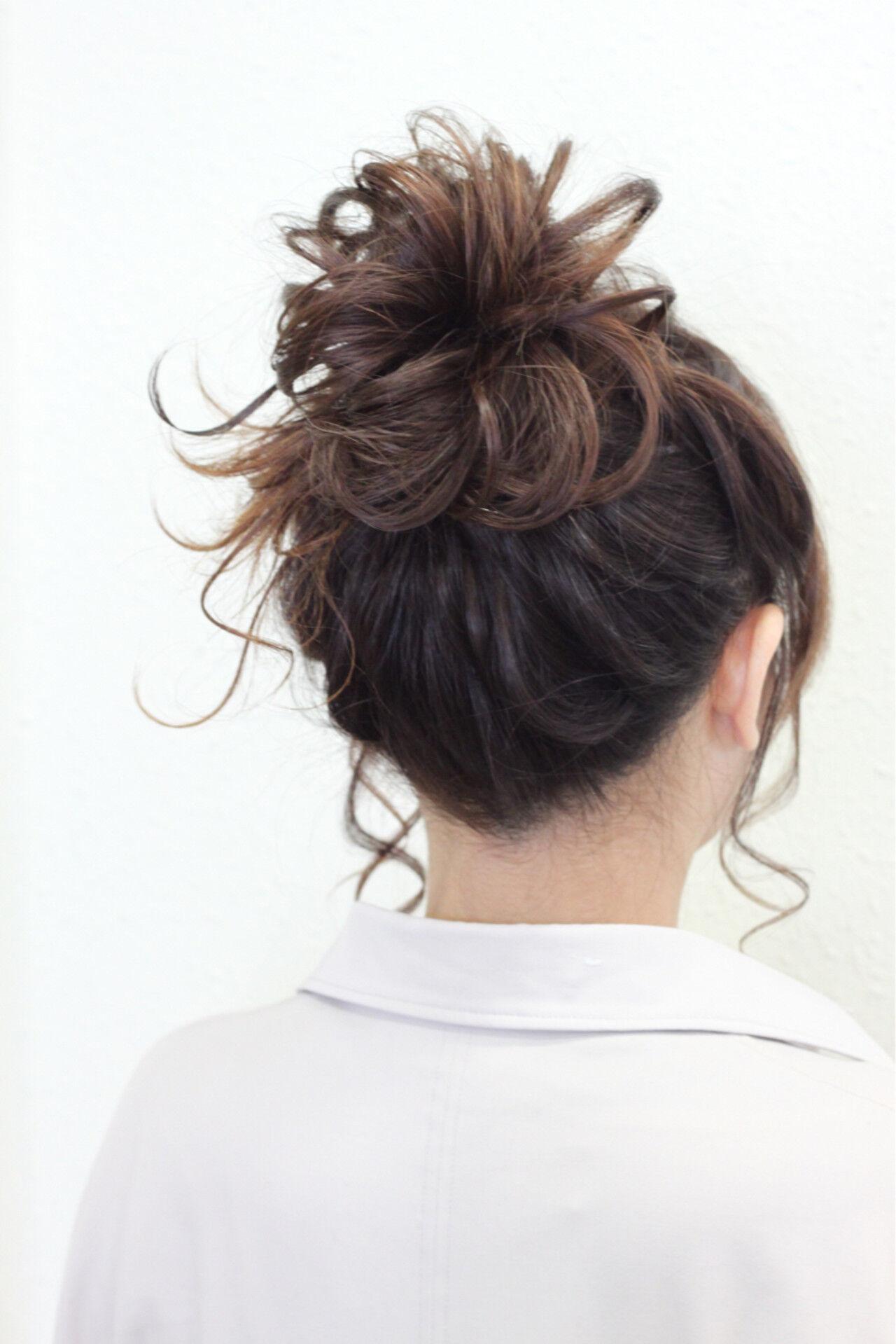 ショート 二次会 簡単ヘアアレンジ 大人かわいいヘアスタイルや髪型の写真・画像