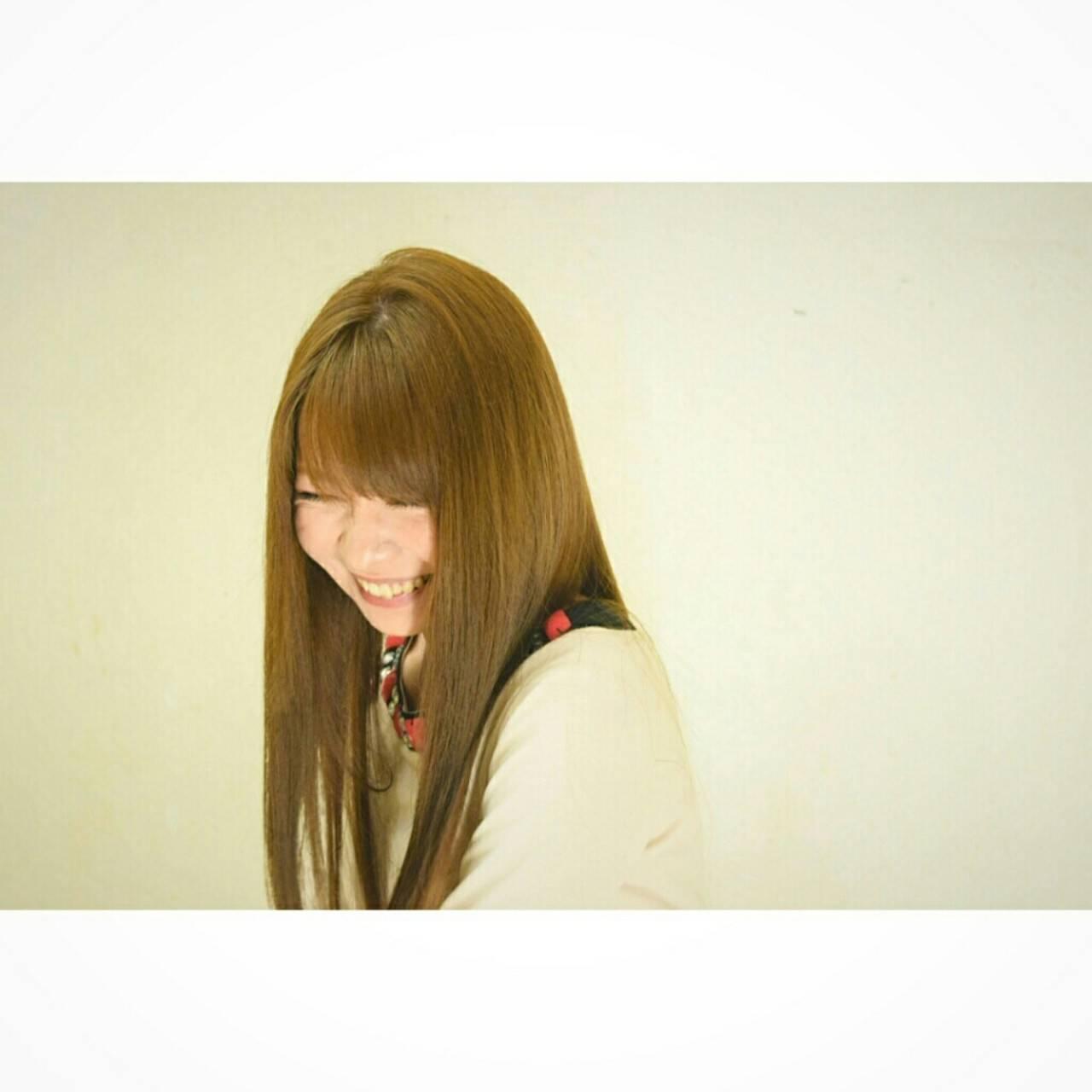 大人かわいい セミロング かわいい ロングヘアスタイルや髪型の写真・画像