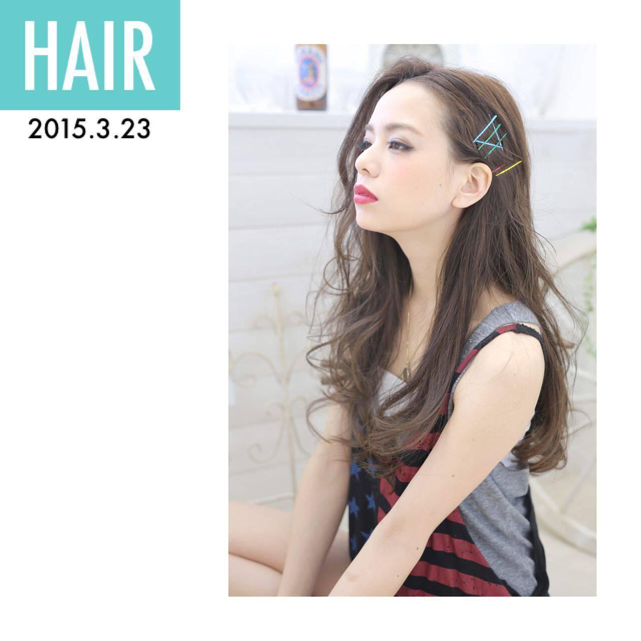 春 ヘアアレンジ ストリート パンクヘアスタイルや髪型の写真・画像