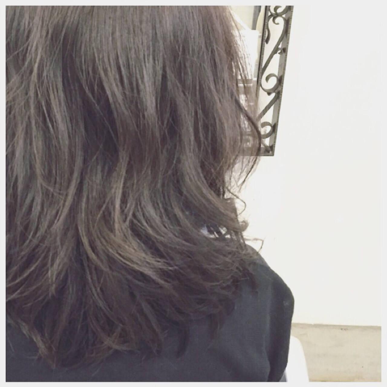 ゆるふわ フェミニン パーマ 大人かわいいヘアスタイルや髪型の写真・画像