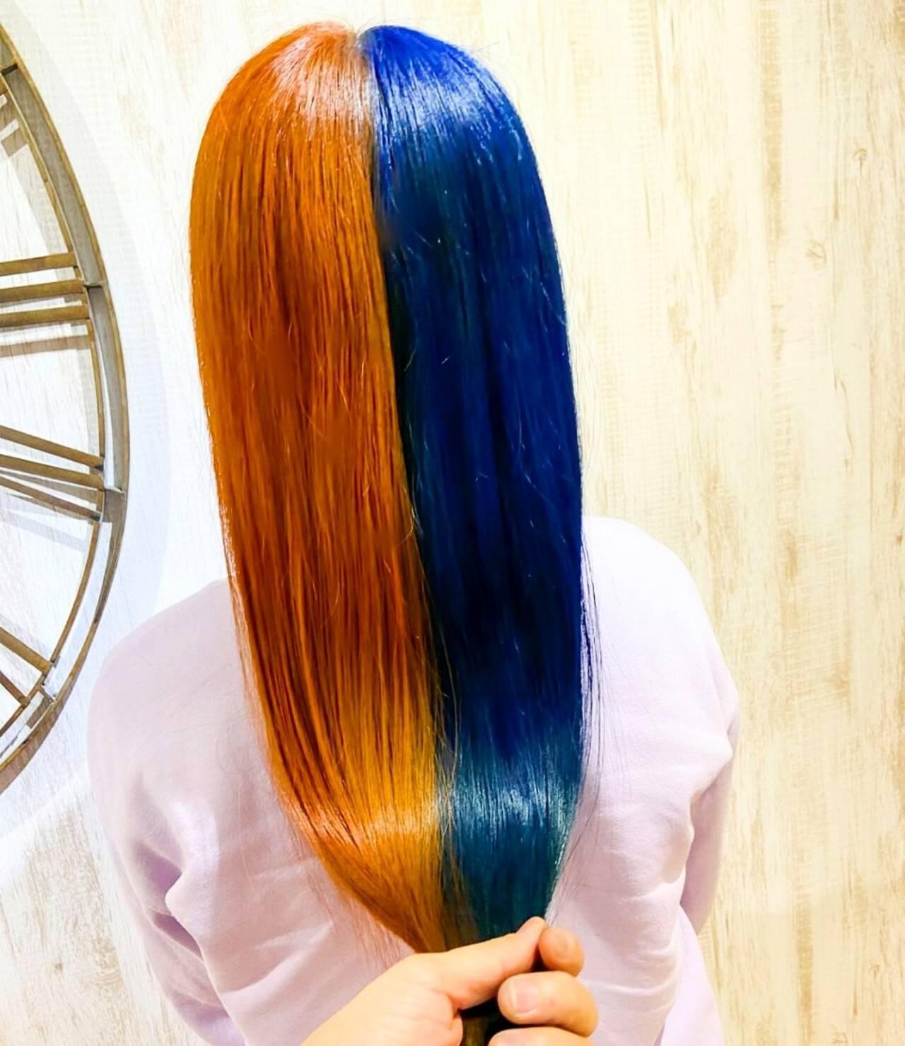 うる艶カラー おしゃれさんと繋がりたい フェミニン 艶カラーヘアスタイルや髪型の写真・画像
