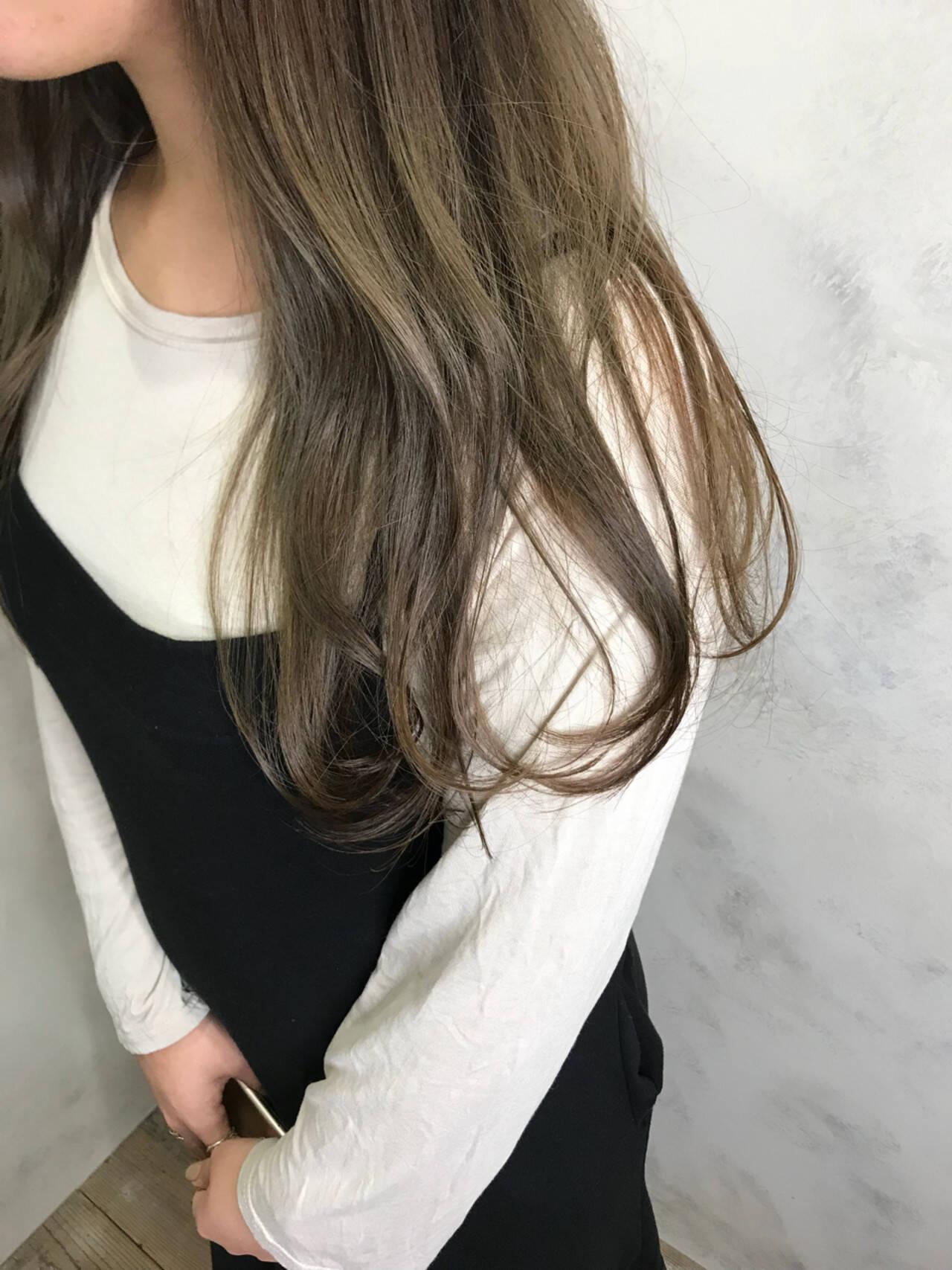 ヘアアレンジ ロング ゆるふわ デートヘアスタイルや髪型の写真・画像