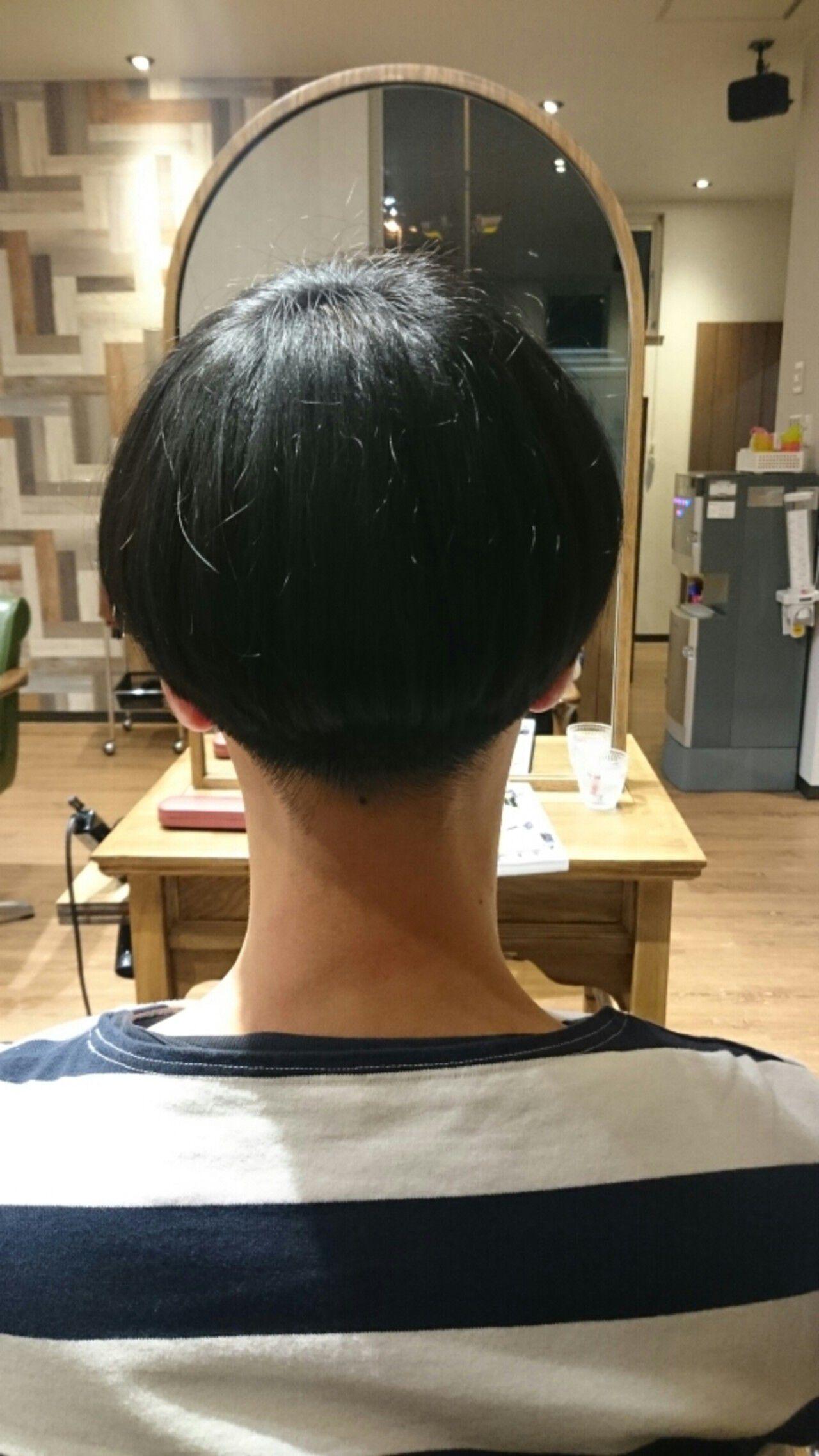 マッシュ メンズ 個性的 モードヘアスタイルや髪型の写真・画像