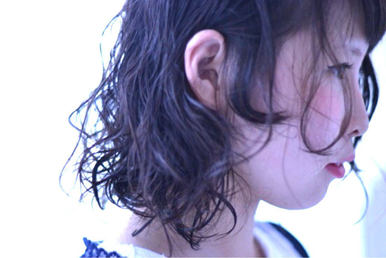 ゆるふわ ストリート ガーリーヘアスタイルや髪型の写真・画像