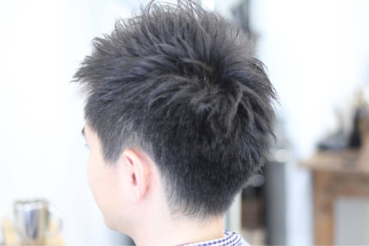 ナチュラル ボーイッシュ 刈り上げ モテ髪ヘアスタイルや髪型の写真・画像