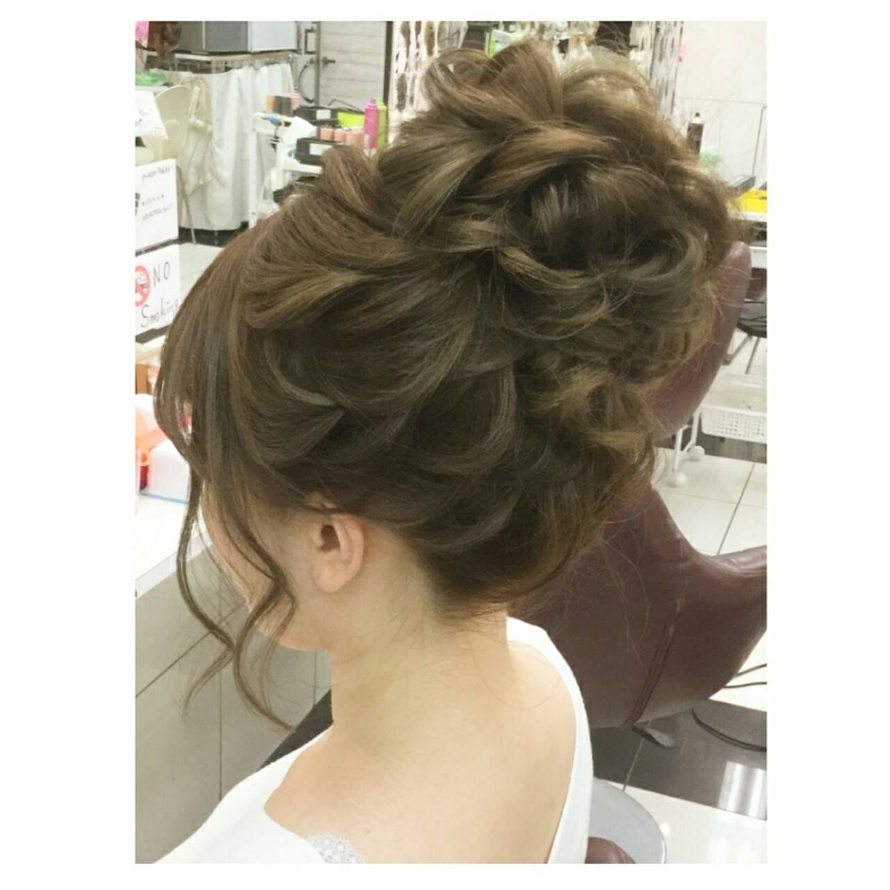 ロング 色気 大人かわいい 涼しげヘアスタイルや髪型の写真・画像