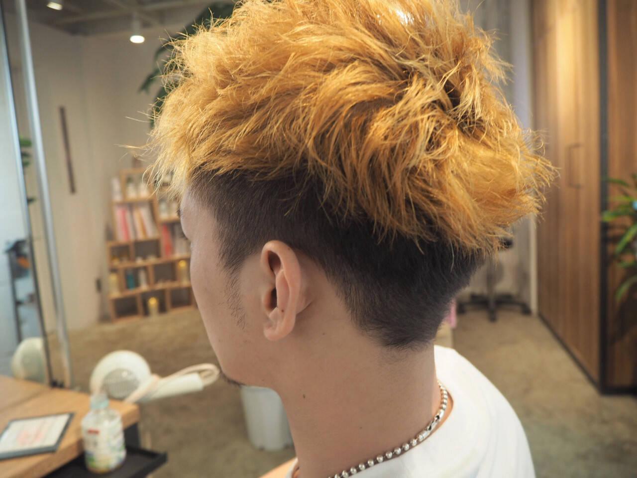 坊主 ボーイッシュ 刈り上げ ストリートヘアスタイルや髪型の写真・画像