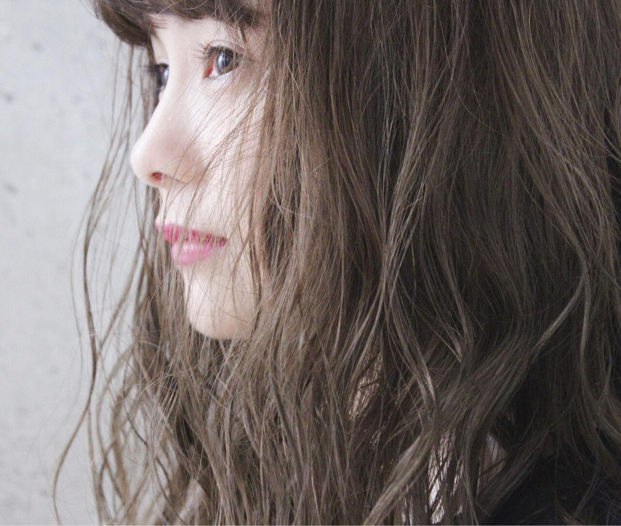 アンニュイ ナチュラル 涼しげ ヘアアレンジヘアスタイルや髪型の写真・画像