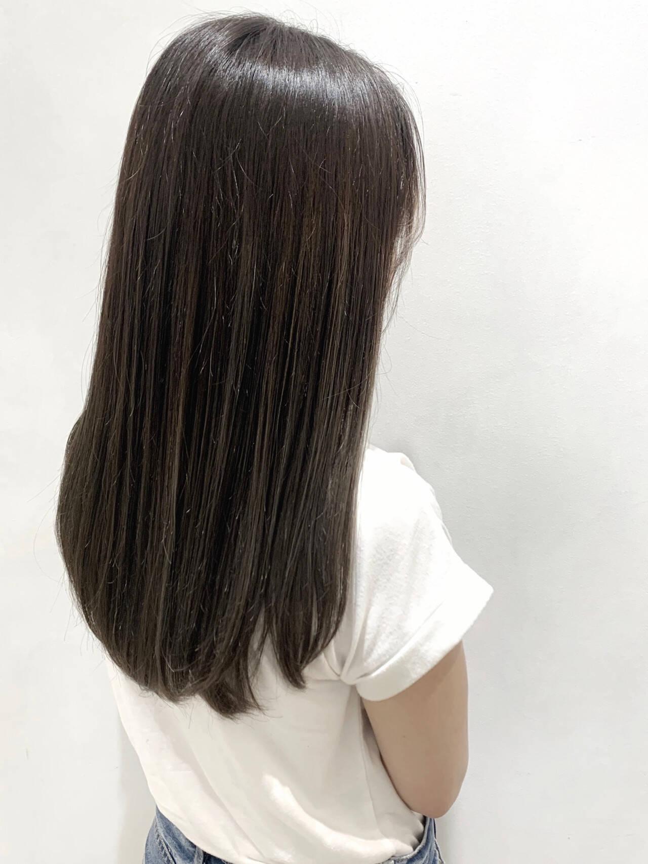 ハイライト ストリート 極細ハイライト 大人ハイライトヘアスタイルや髪型の写真・画像