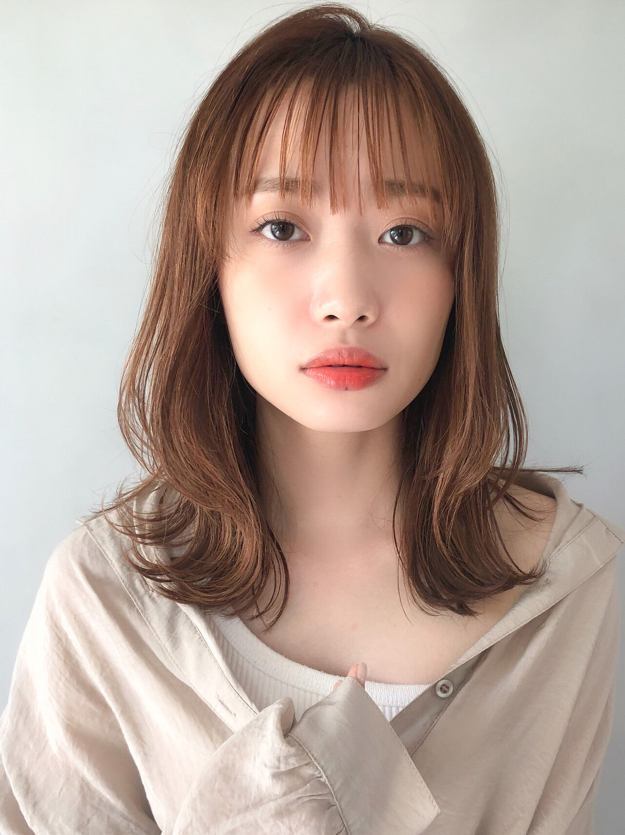 簡単ヘアアレンジ デート 小顔ショート ショートヘアヘアスタイルや髪型の写真・画像