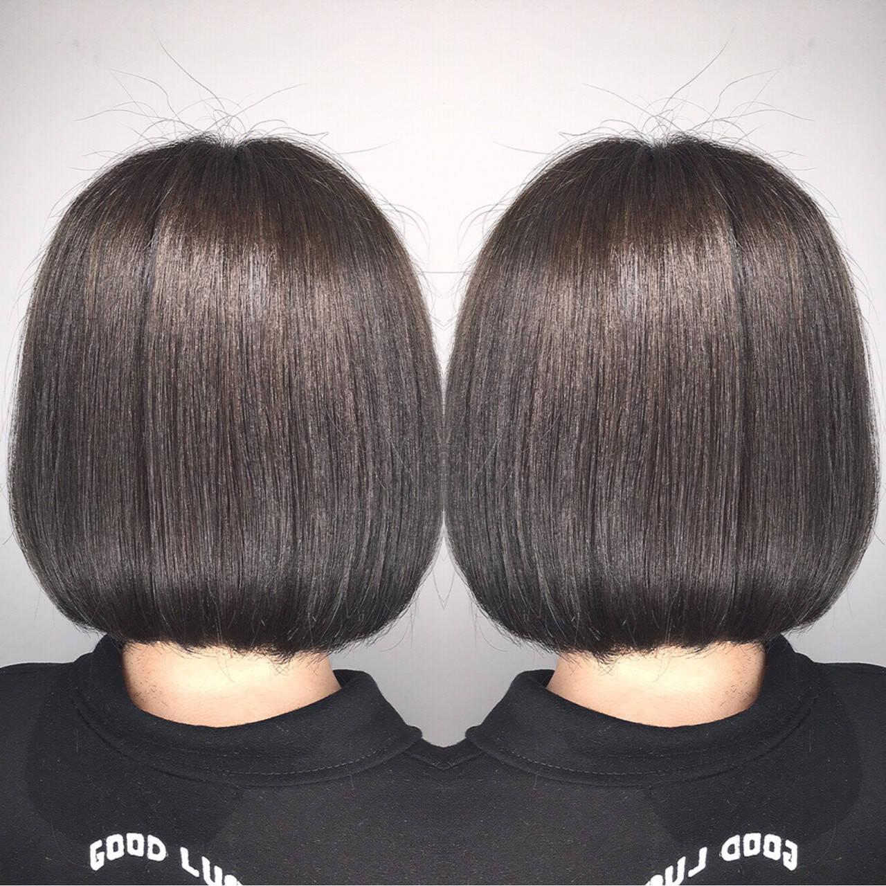 ショート リラックス 外国人風 ストリートヘアスタイルや髪型の写真・画像