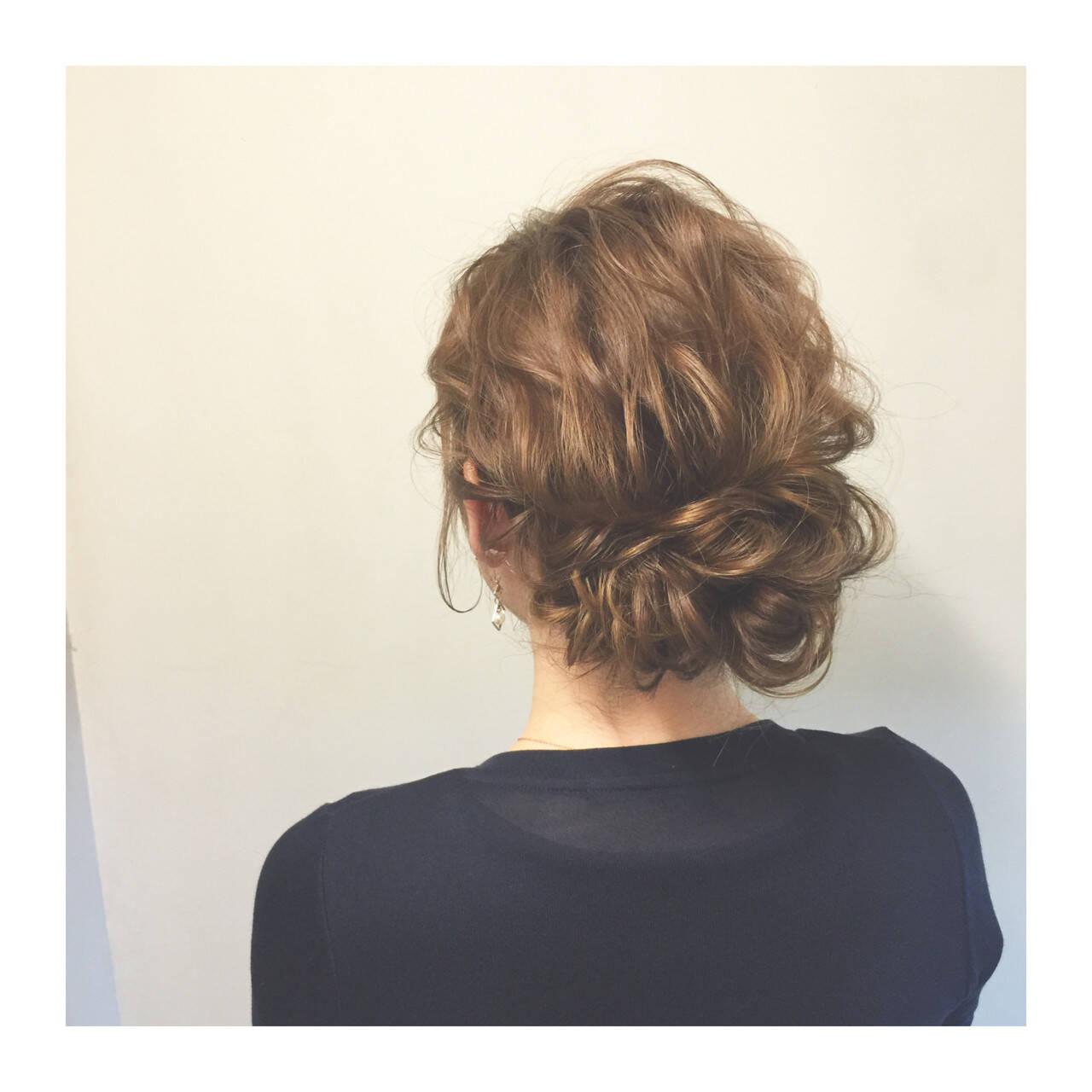 セミロング 暗髪 ショート 夏ヘアスタイルや髪型の写真・画像