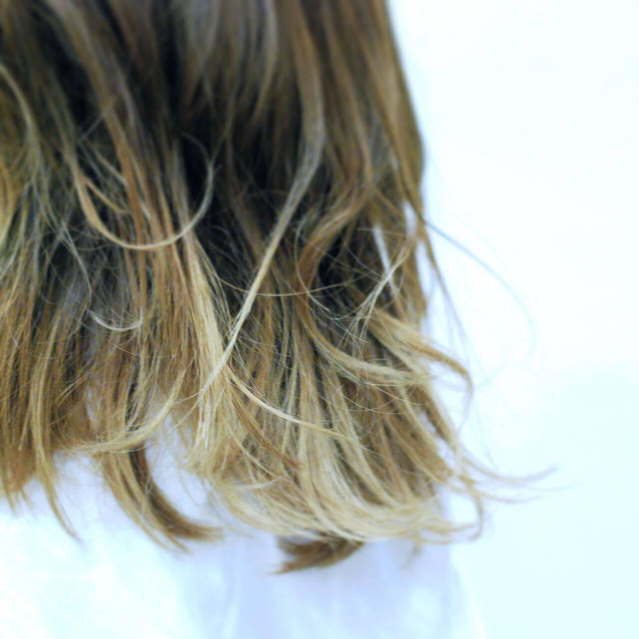 ナチュラル ストリート ウェットヘアヘアスタイルや髪型の写真・画像