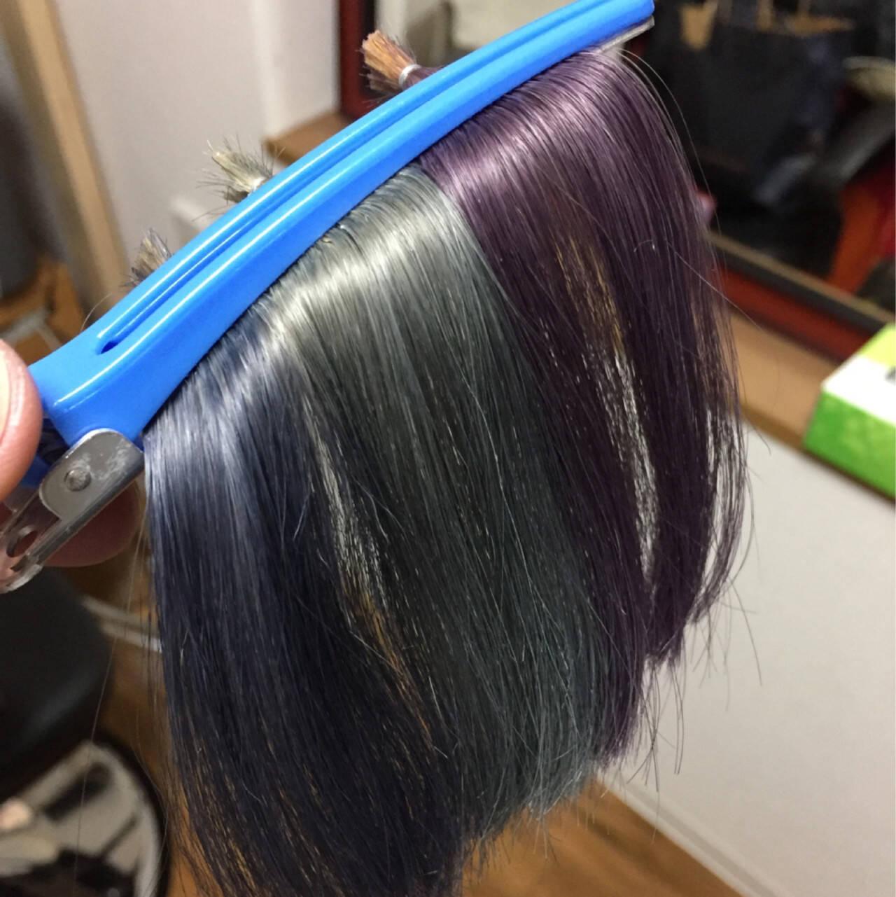 ハイライト ショート 外国人風 アッシュヘアスタイルや髪型の写真・画像