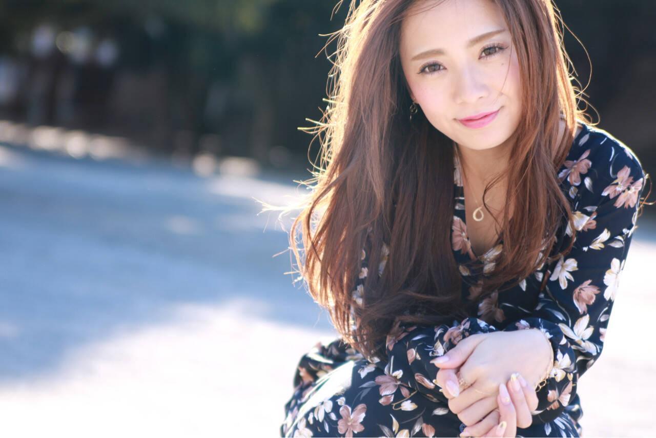 ヘアアレンジ フェミニン 花 かわいいヘアスタイルや髪型の写真・画像