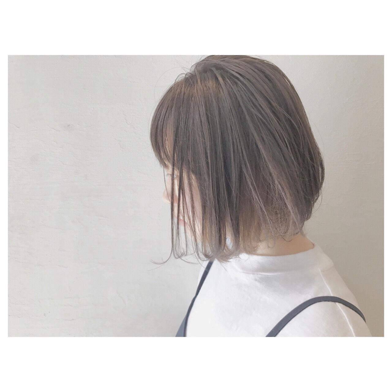 ストリート デート 女子会 リラックスヘアスタイルや髪型の写真・画像