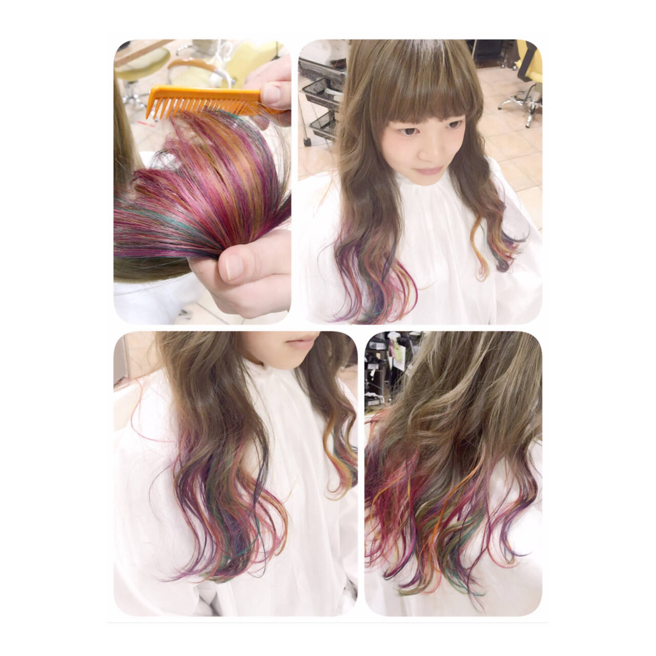 前髪あり ストリート アッシュ 外国人風ヘアスタイルや髪型の写真・画像